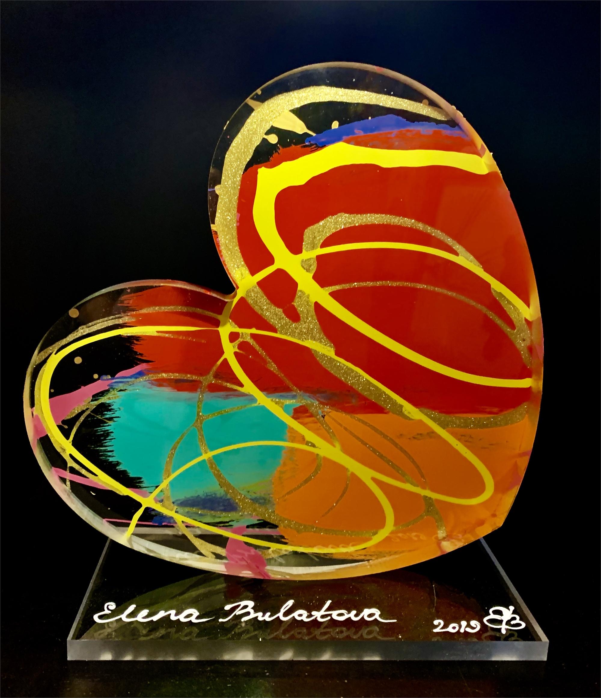 """Balancing Heart"" by Elena Bulatova"