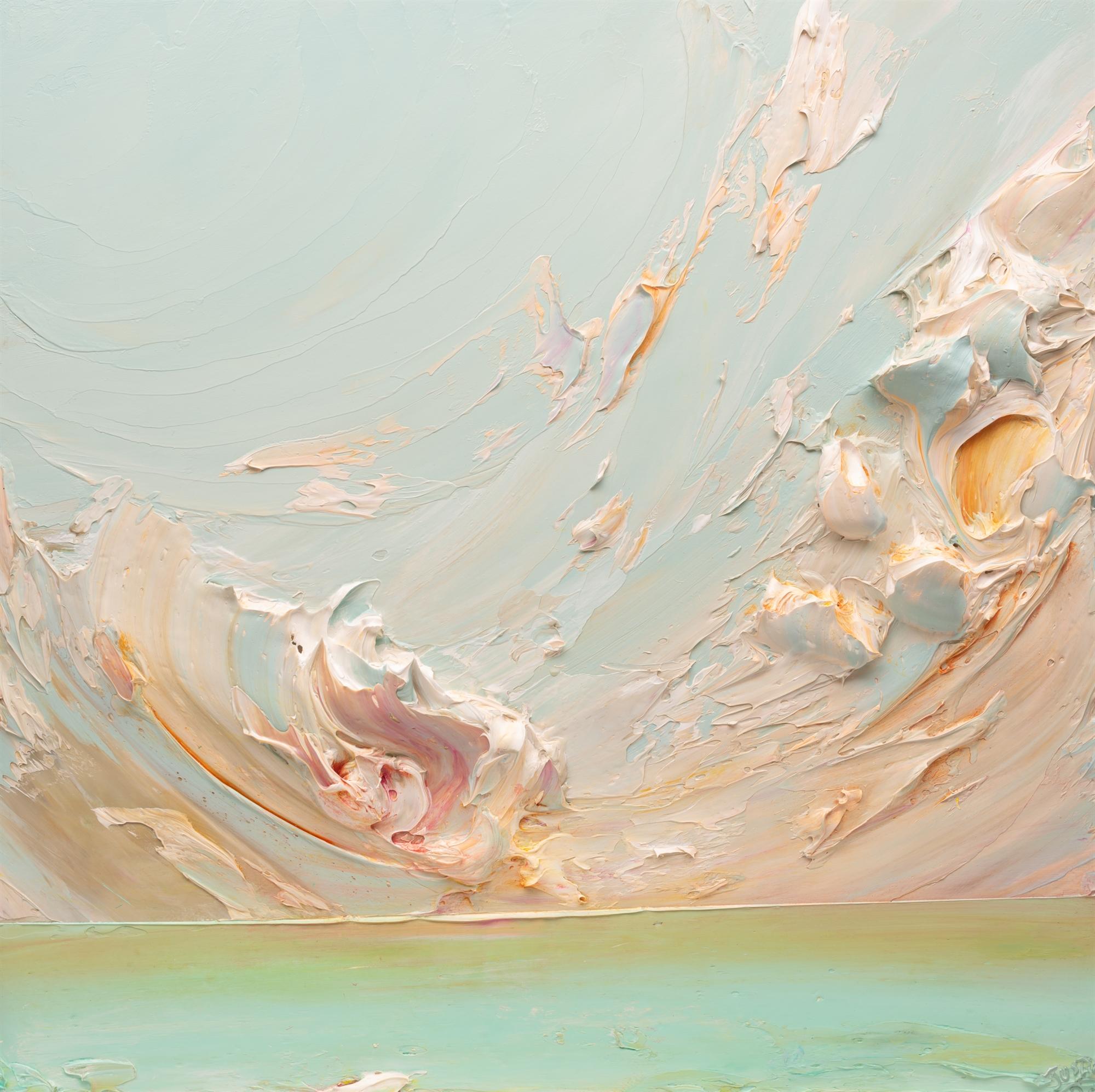 SEASCAPE SS-36X36-2020-004 by JUSTIN GAFFREY