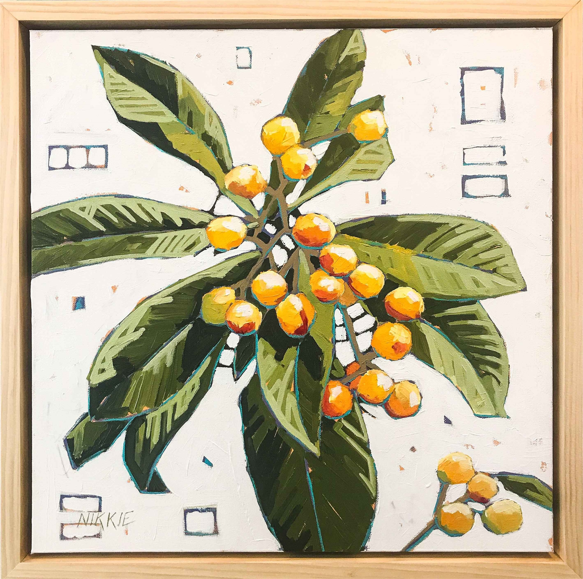Loquat Love by Nikkie Markle