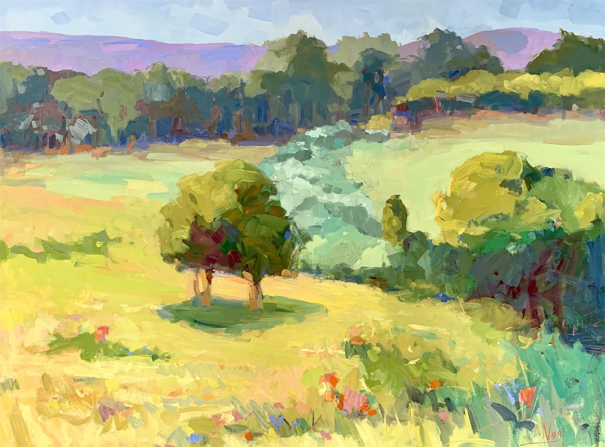 Pine Meadows by Marissa Vogl
