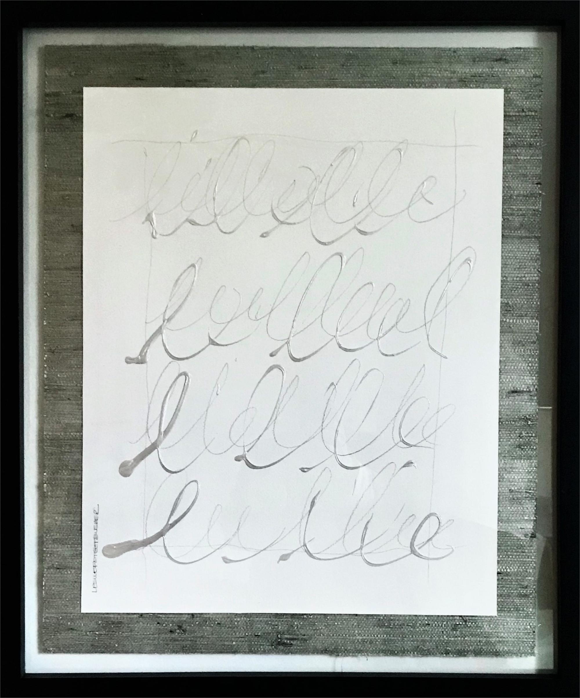 Elle I by Leslie Poteet Busker