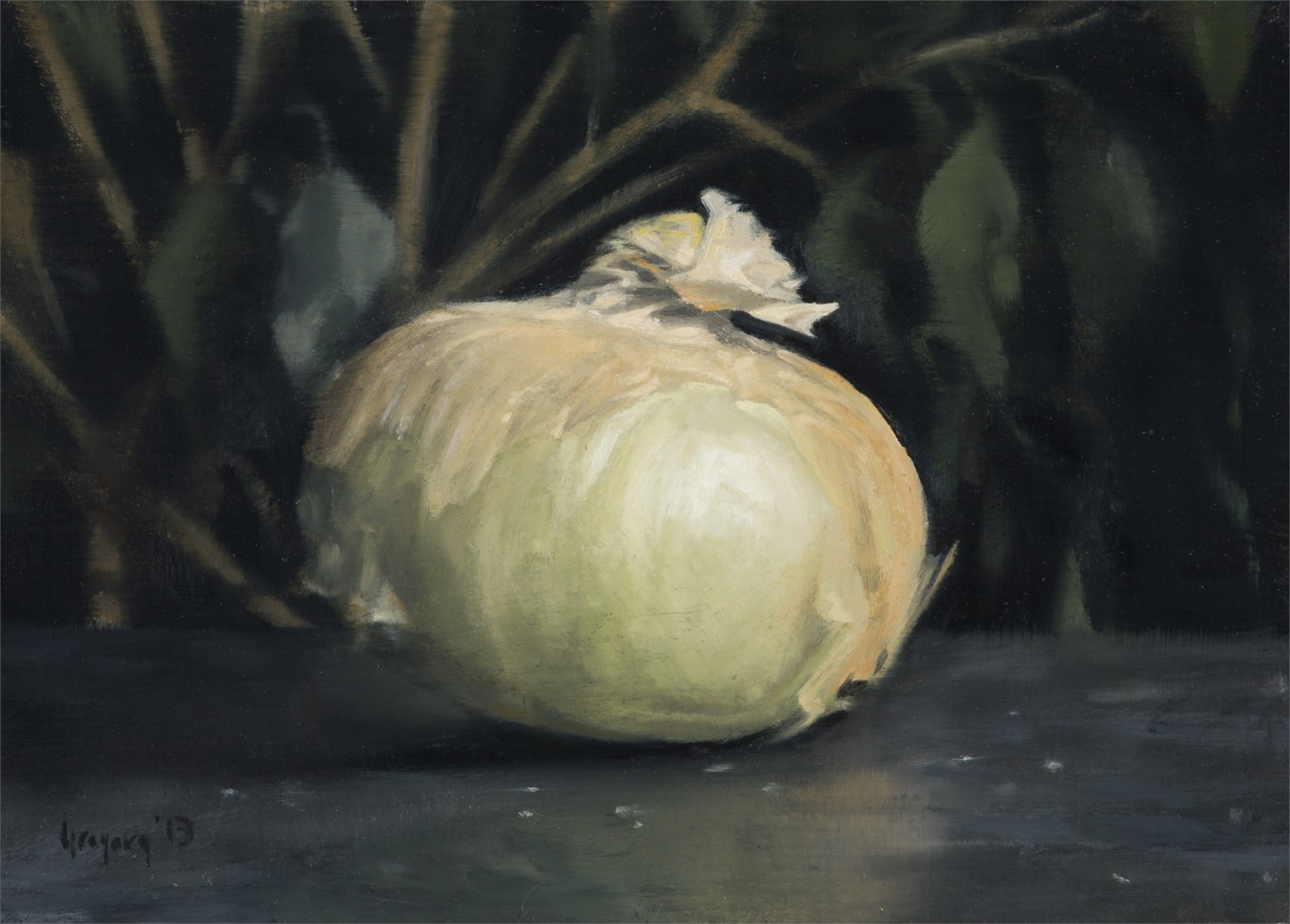 Onion by Gregory Block