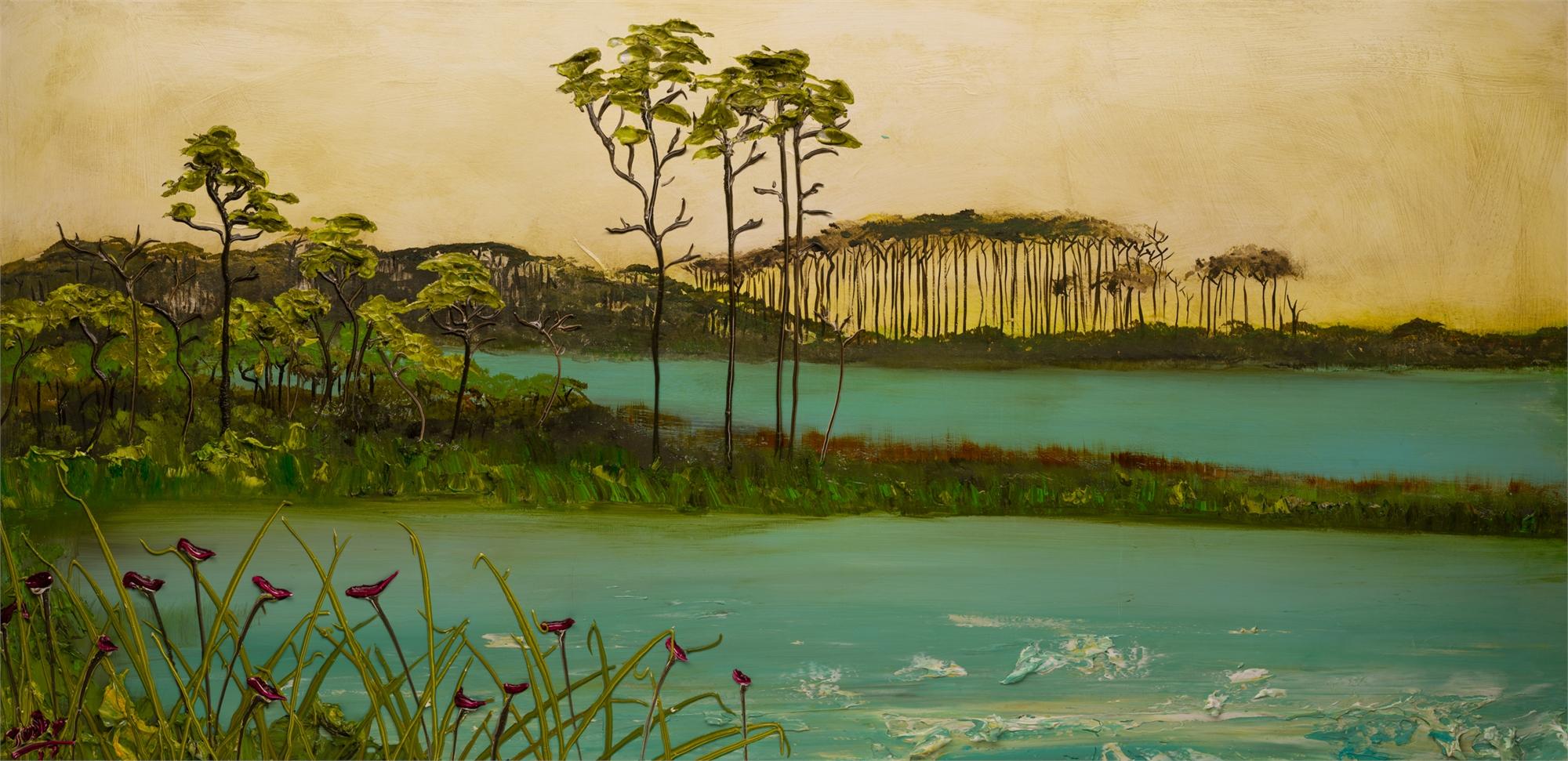 WESTERN LAKE by JUSTIN GAFFREY