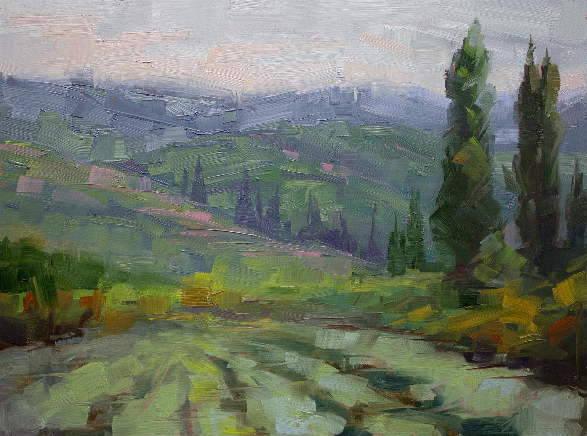 Arezzo Park by Kirsten Savage