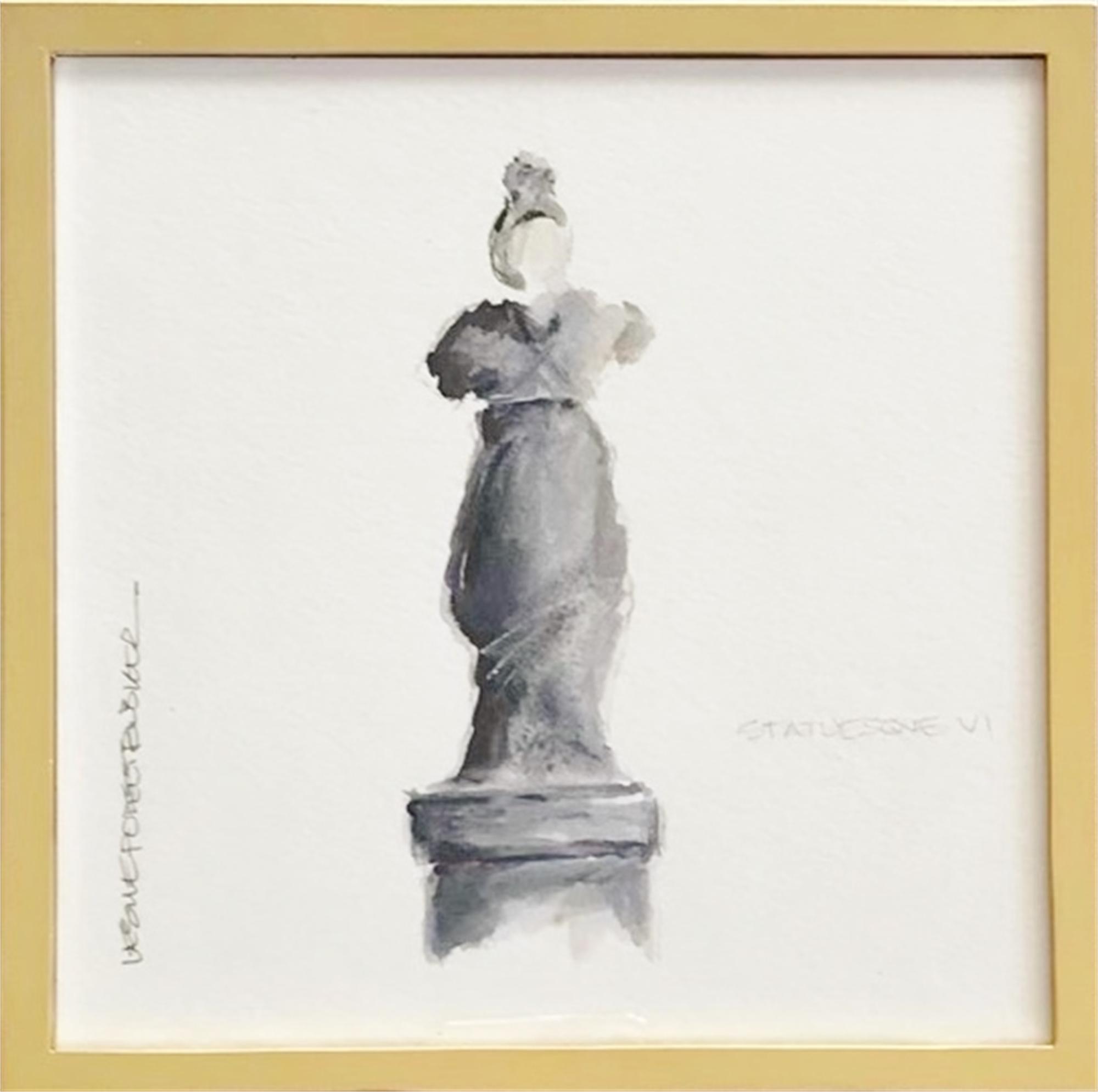 Statuesque VI by Leslie Poteet Busker