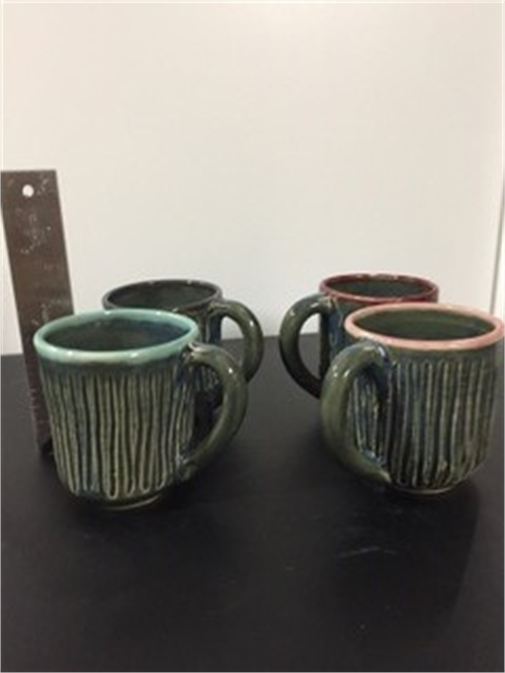 Small Cups by Teddie Ammon (Beaverton, OR)