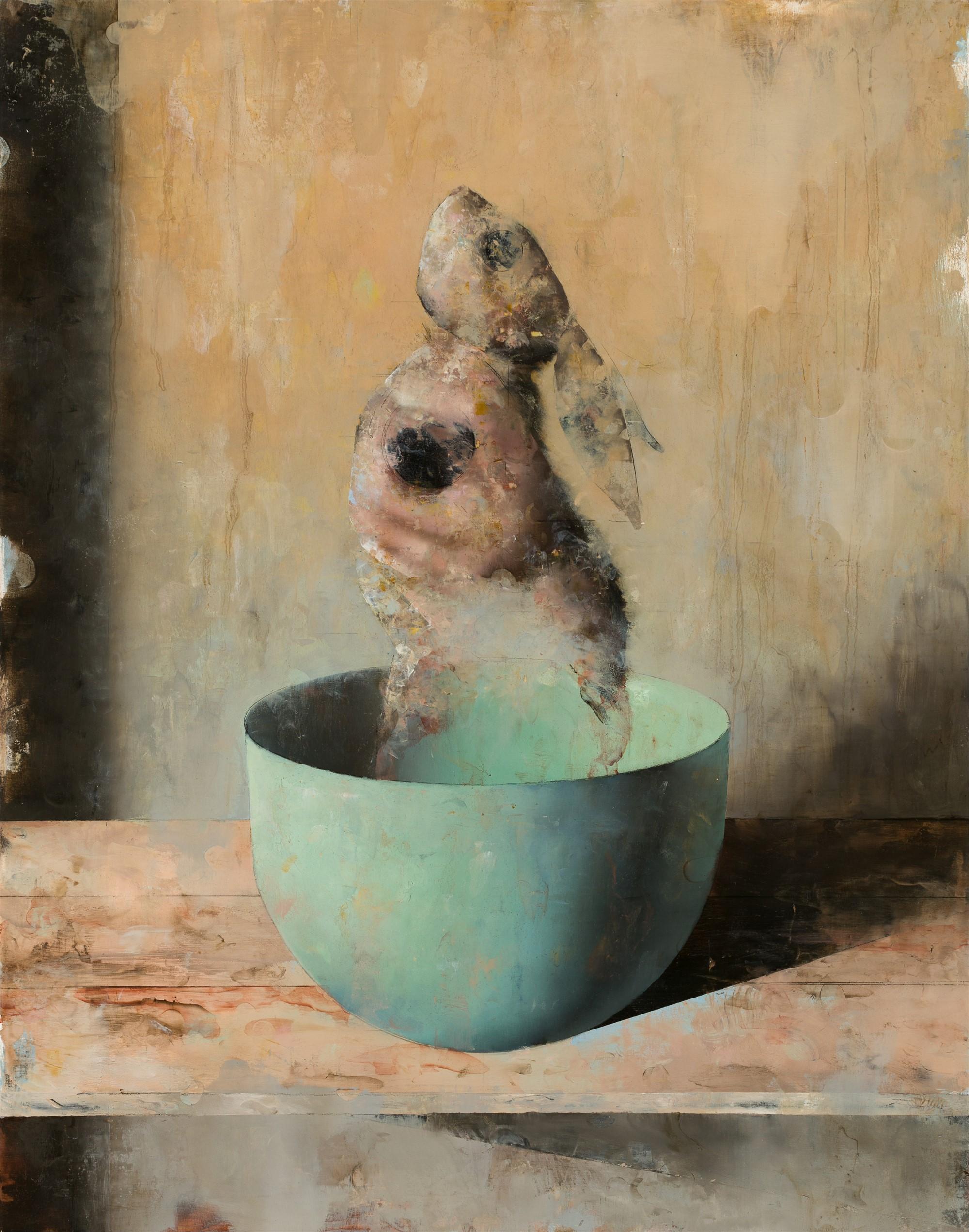 Glass and Flesh by Matthew Saba