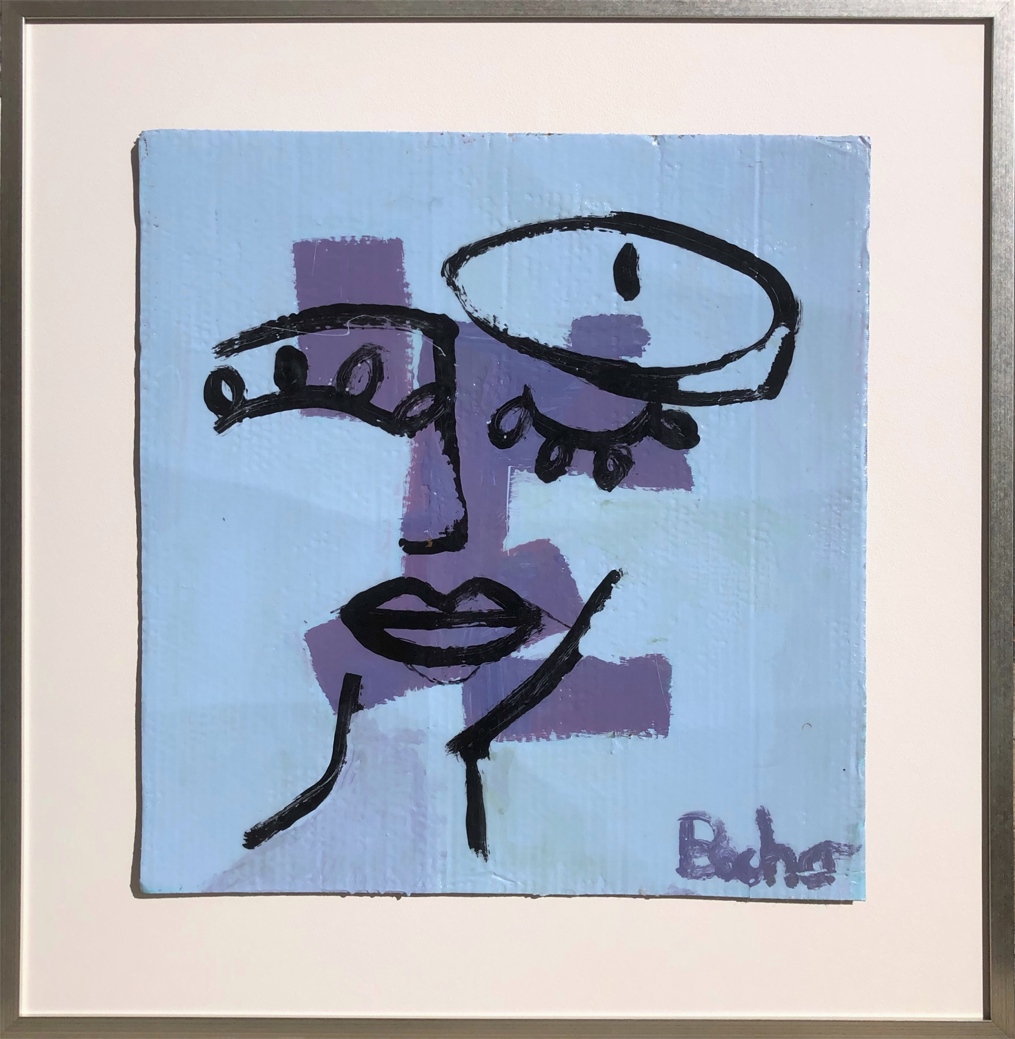 Four Square I by Gary Bodner