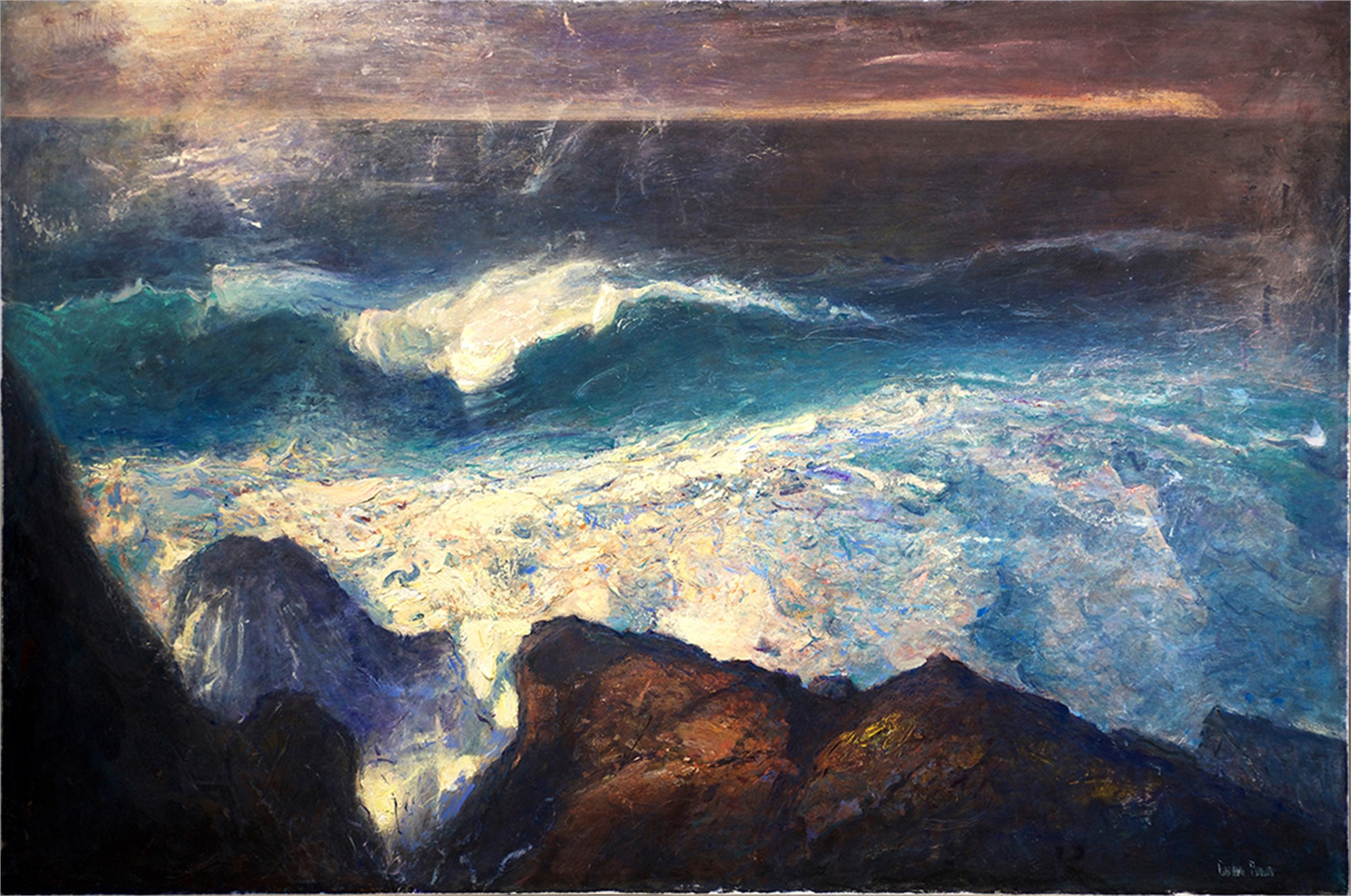 Storm Swell by Gordon Brown