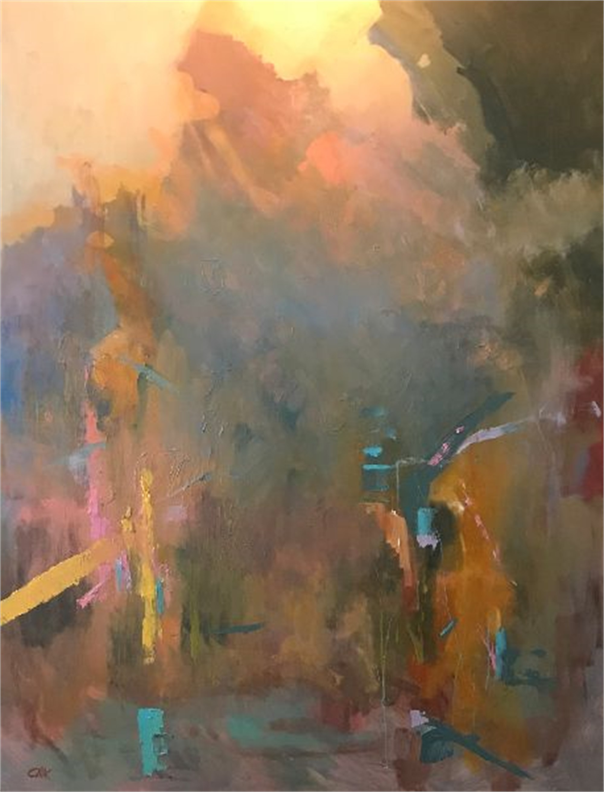 In the Beginning by James Calk