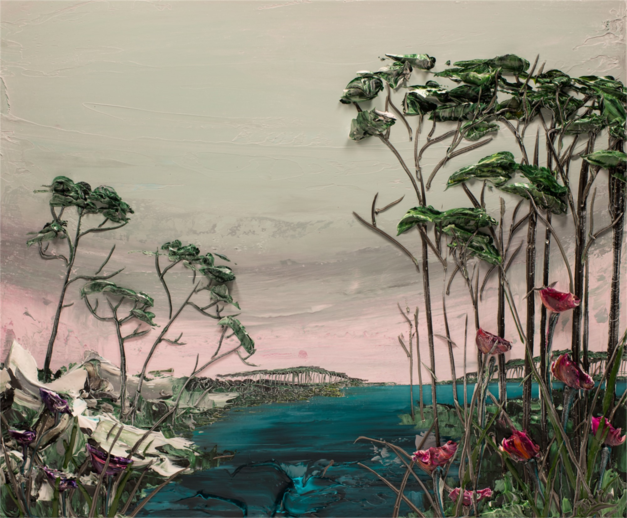 LAKESCAPE LS36x30-2018-170 by JUSTIN GAFFREY