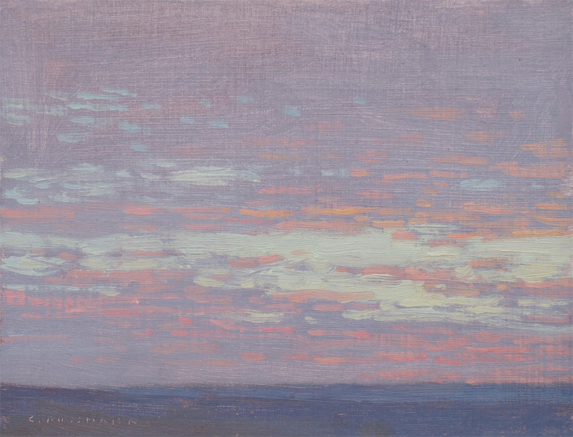 Winter Solstice Dawn by David Grossmann
