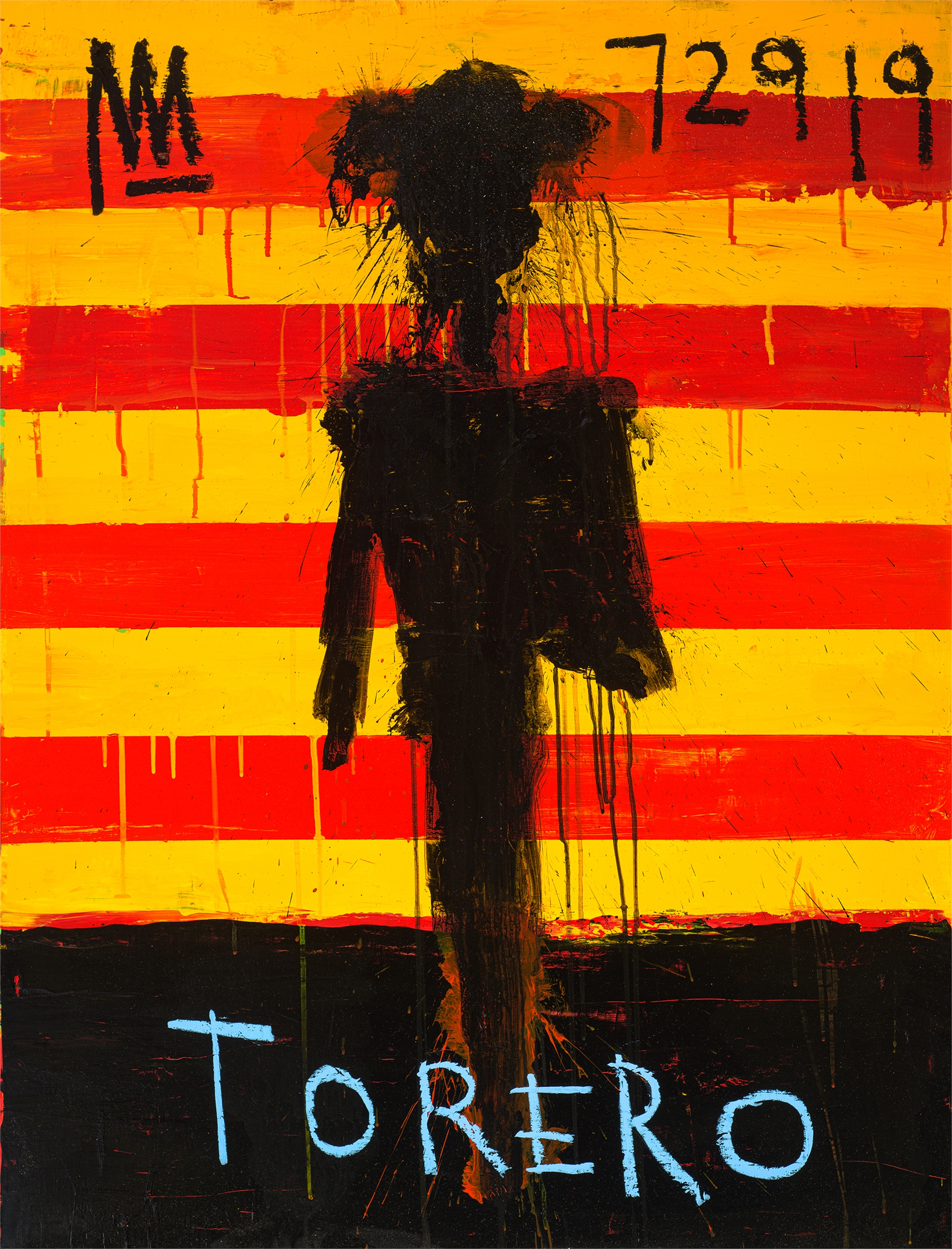 Catalan Torero by Michael Snodgrass