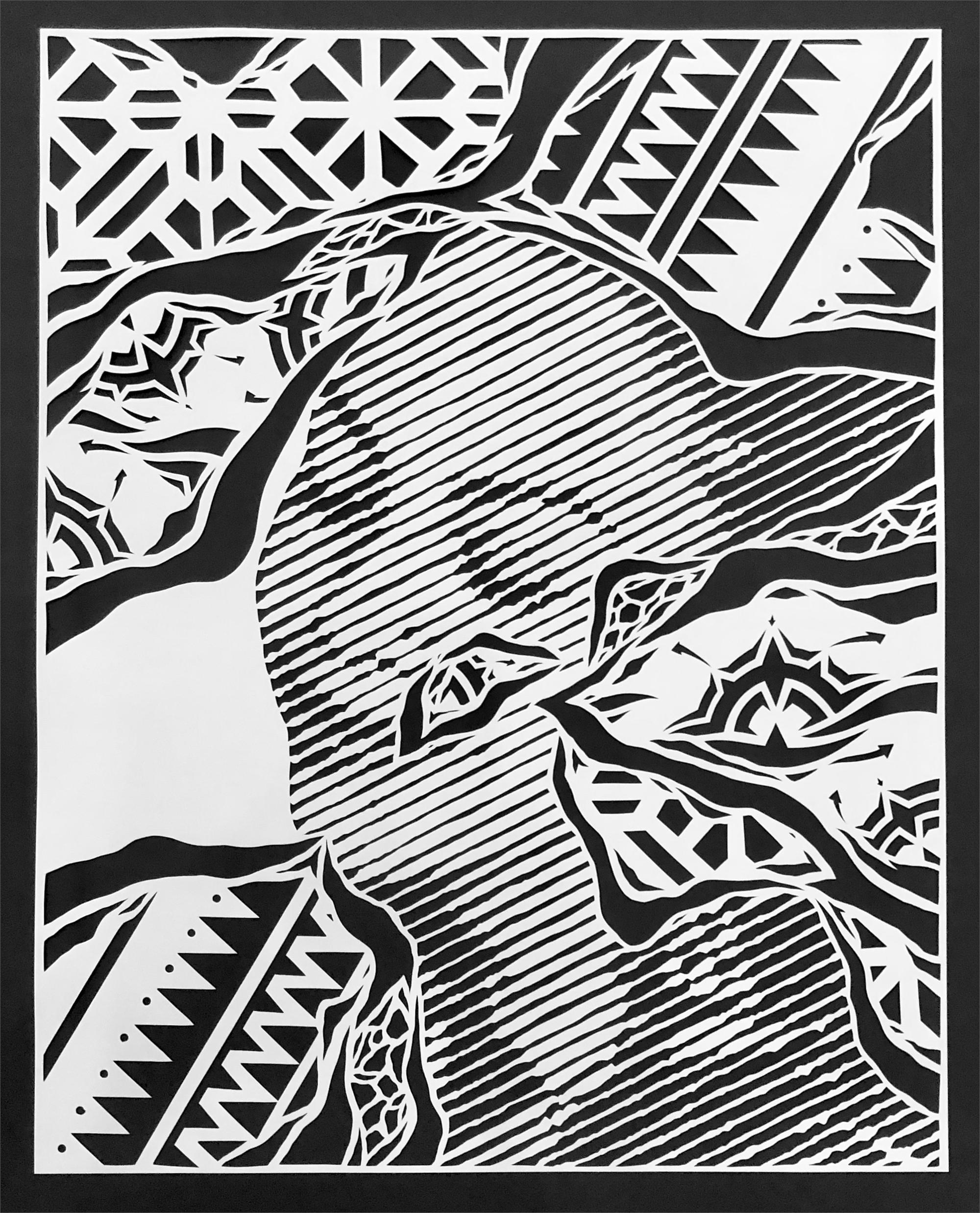 Mana Wahine #2 Hāwane by Ian Kuali'i