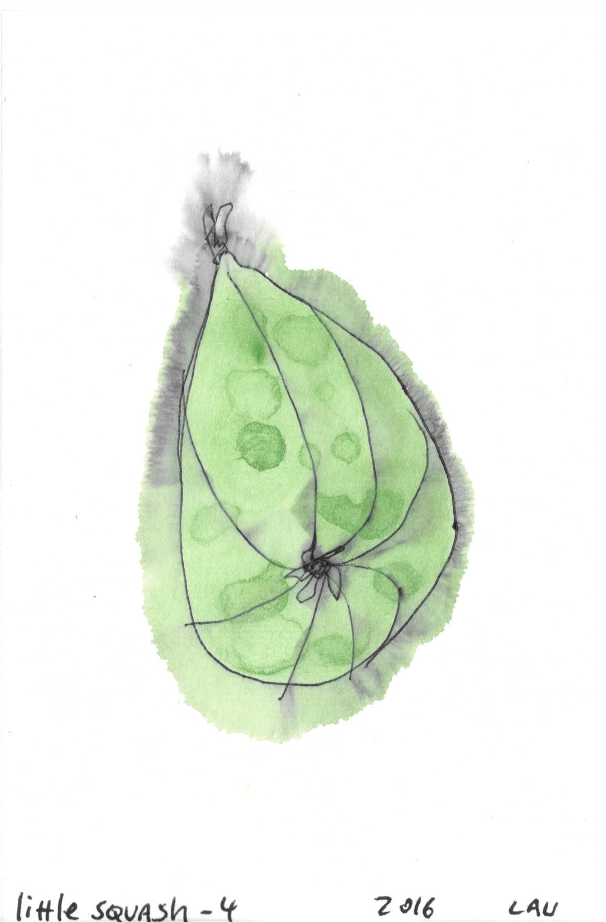 little squash #4 by Alan Lau