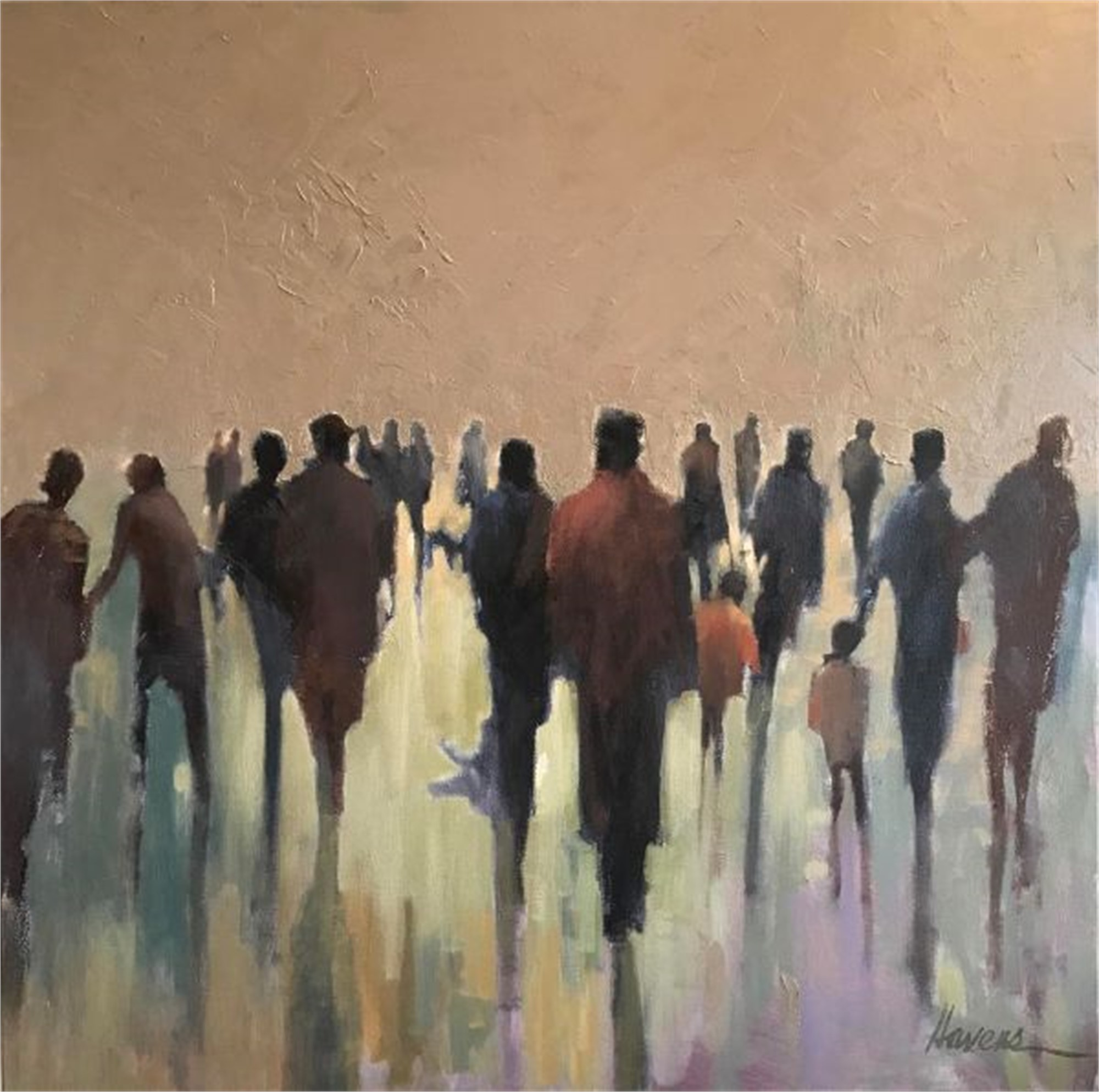 Meeting by Betsy Havens