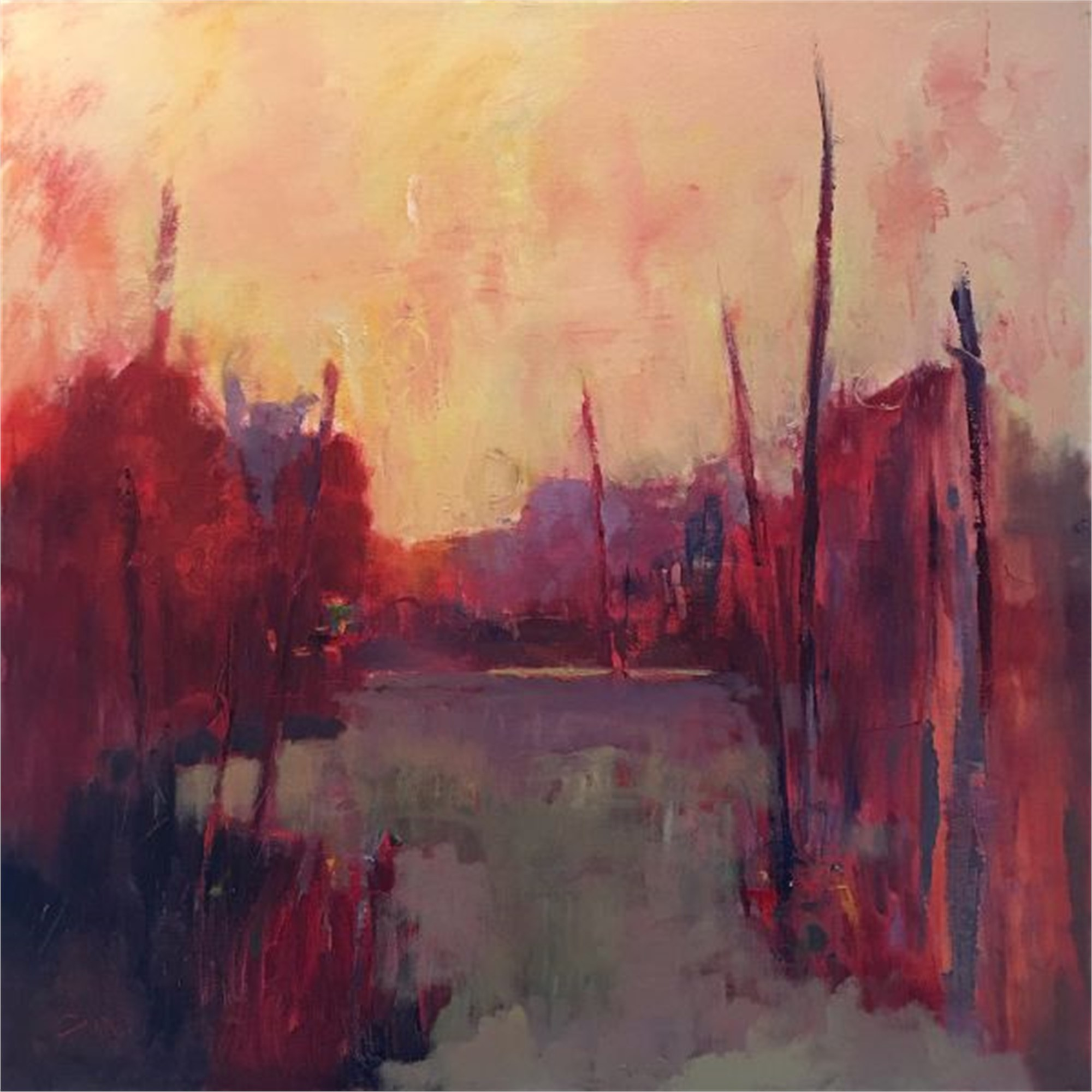 Up River by James Calk