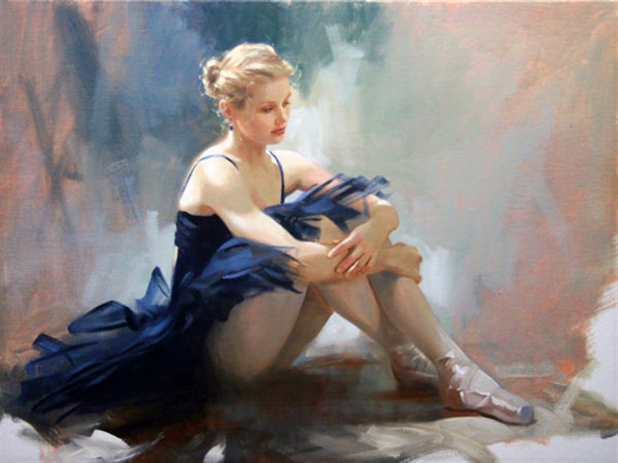 Ballet Dreams by Richard Johnson