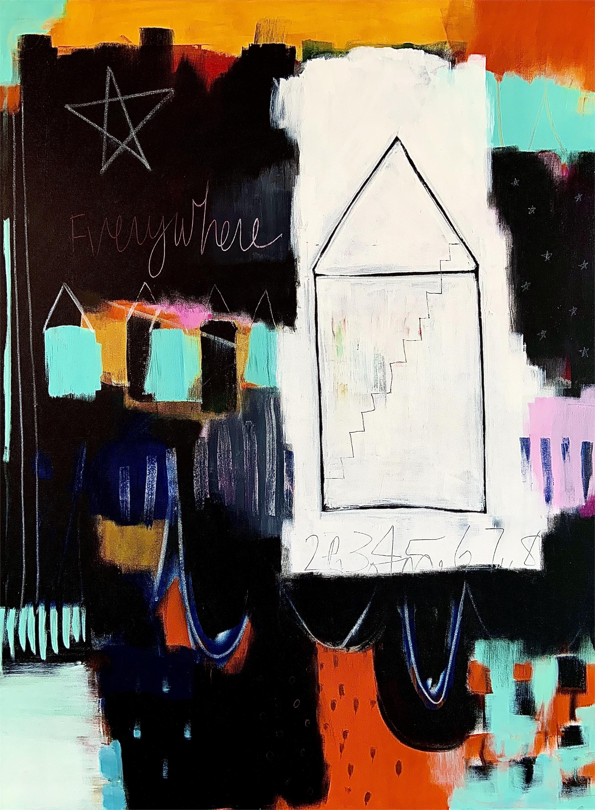 Everywhere by Leslie Gaworecki