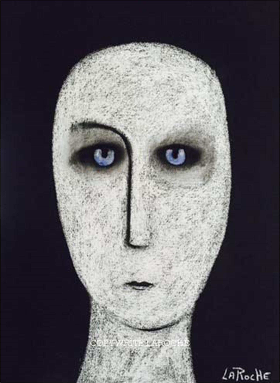 WHITE SHAMAN #7 by Carole LaRoche