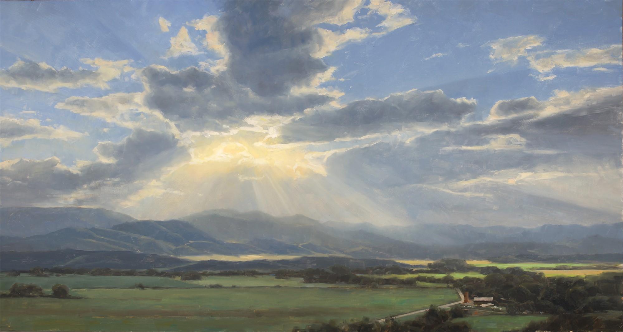 The Pleasant Valley by Dave Santillanes