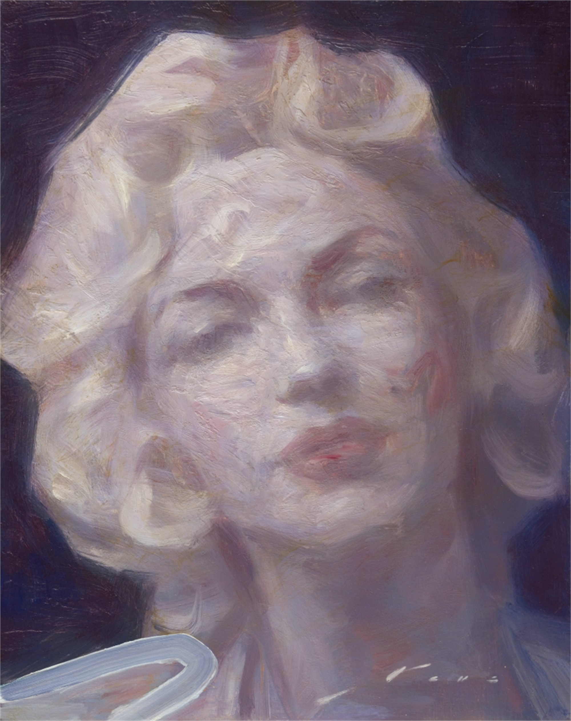 Marilyn in Kaleidoscope by Vincent Xeus