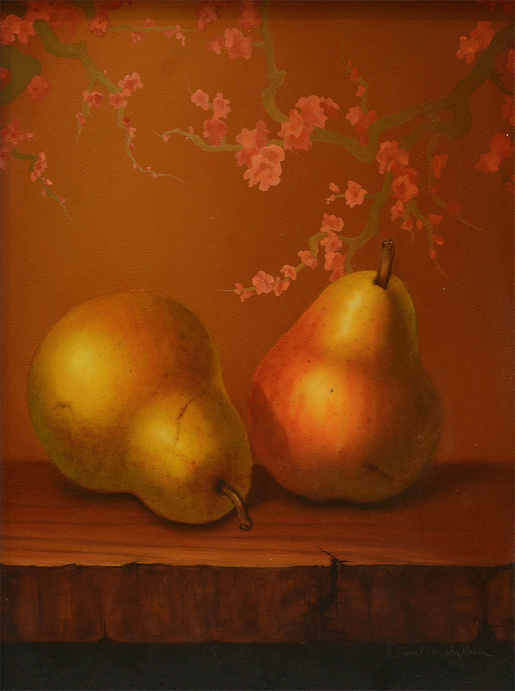 Pears #2 by Sarah van der Helm