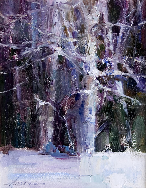Winter Matriarch by Carolyn Anderson