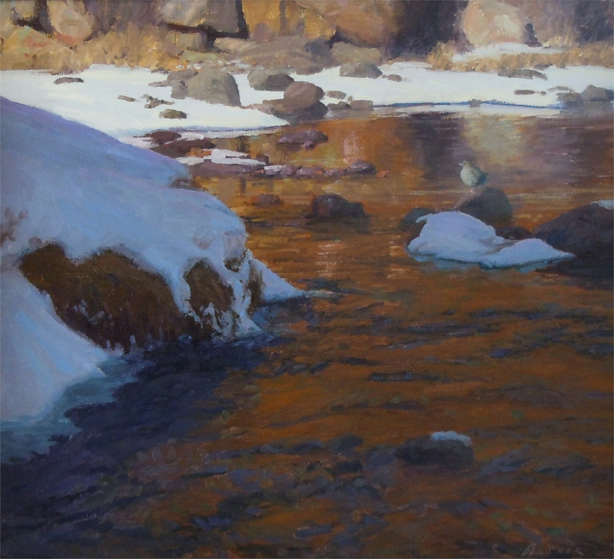 Rocks and Water by William Alther