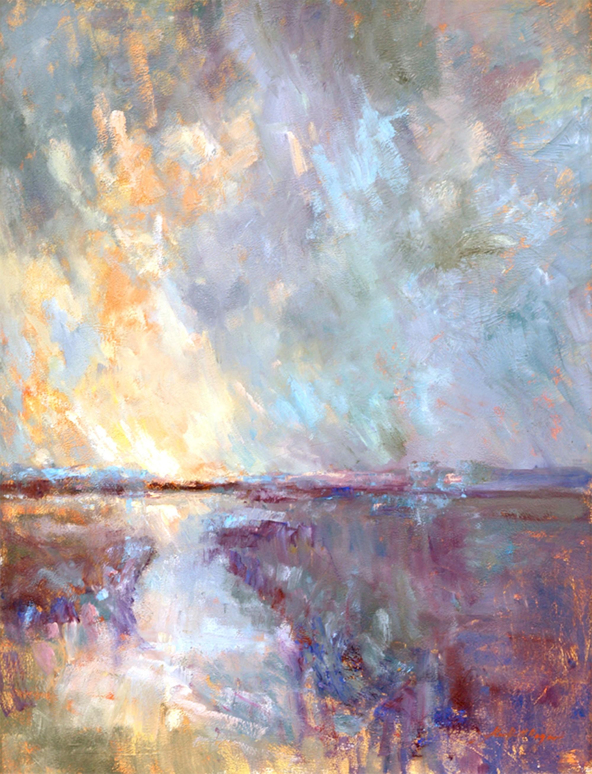 Beneath the Blue Skies by Karen Hewitt Hagan