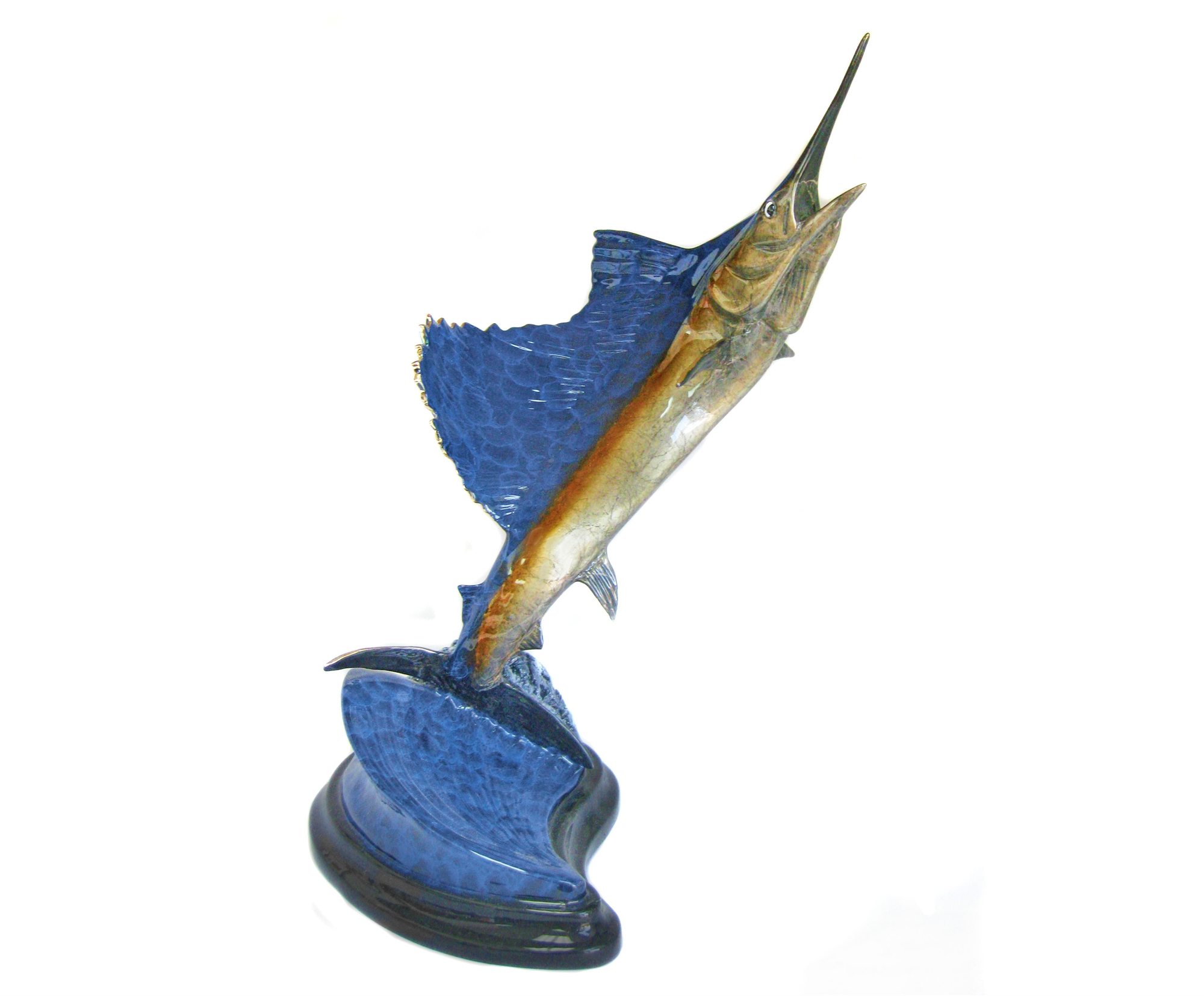 Mini Sailfish by Chris Barela