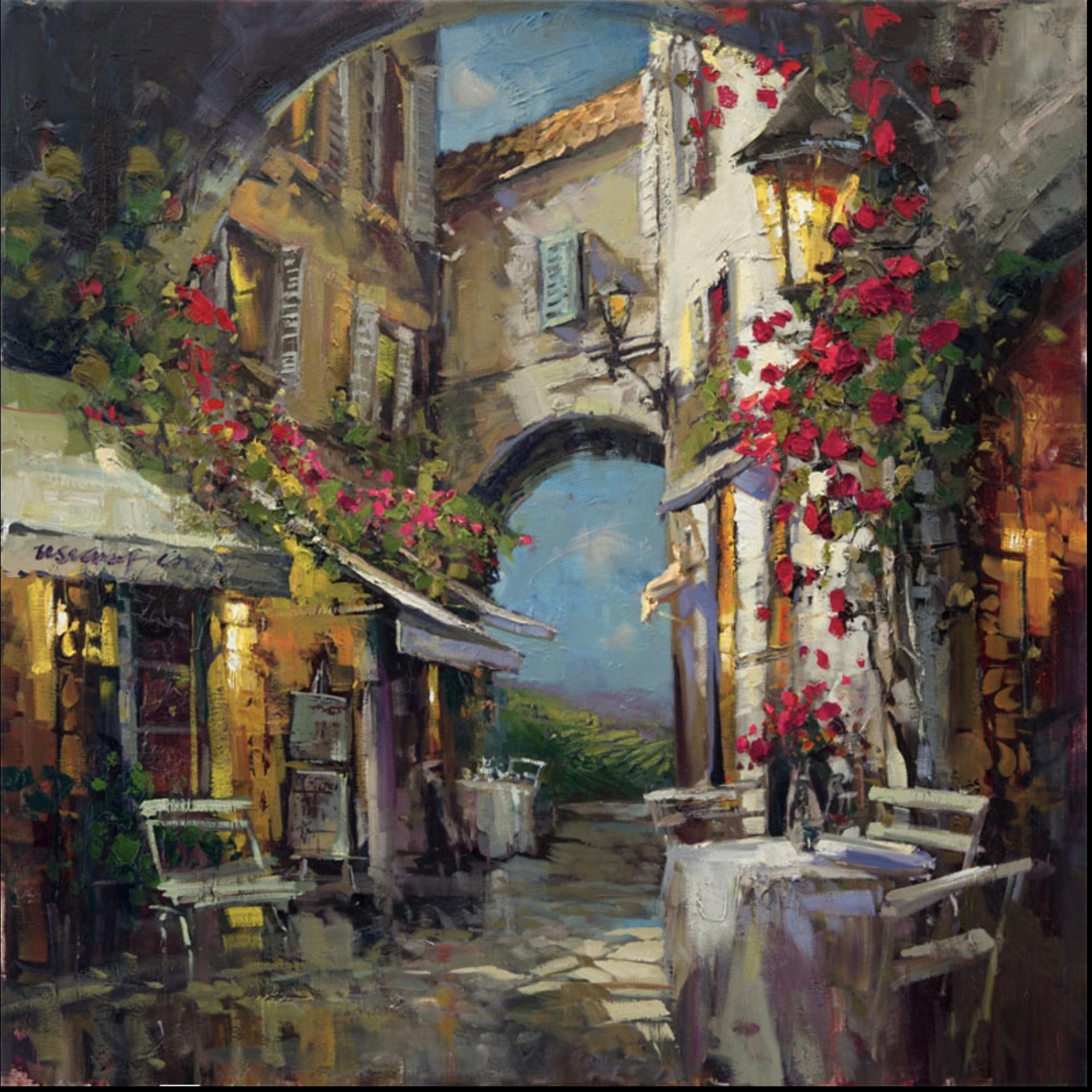Sienna Rain by Steven Quartly