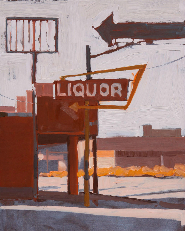 Orange Liquor by Stephanie Hartshorn