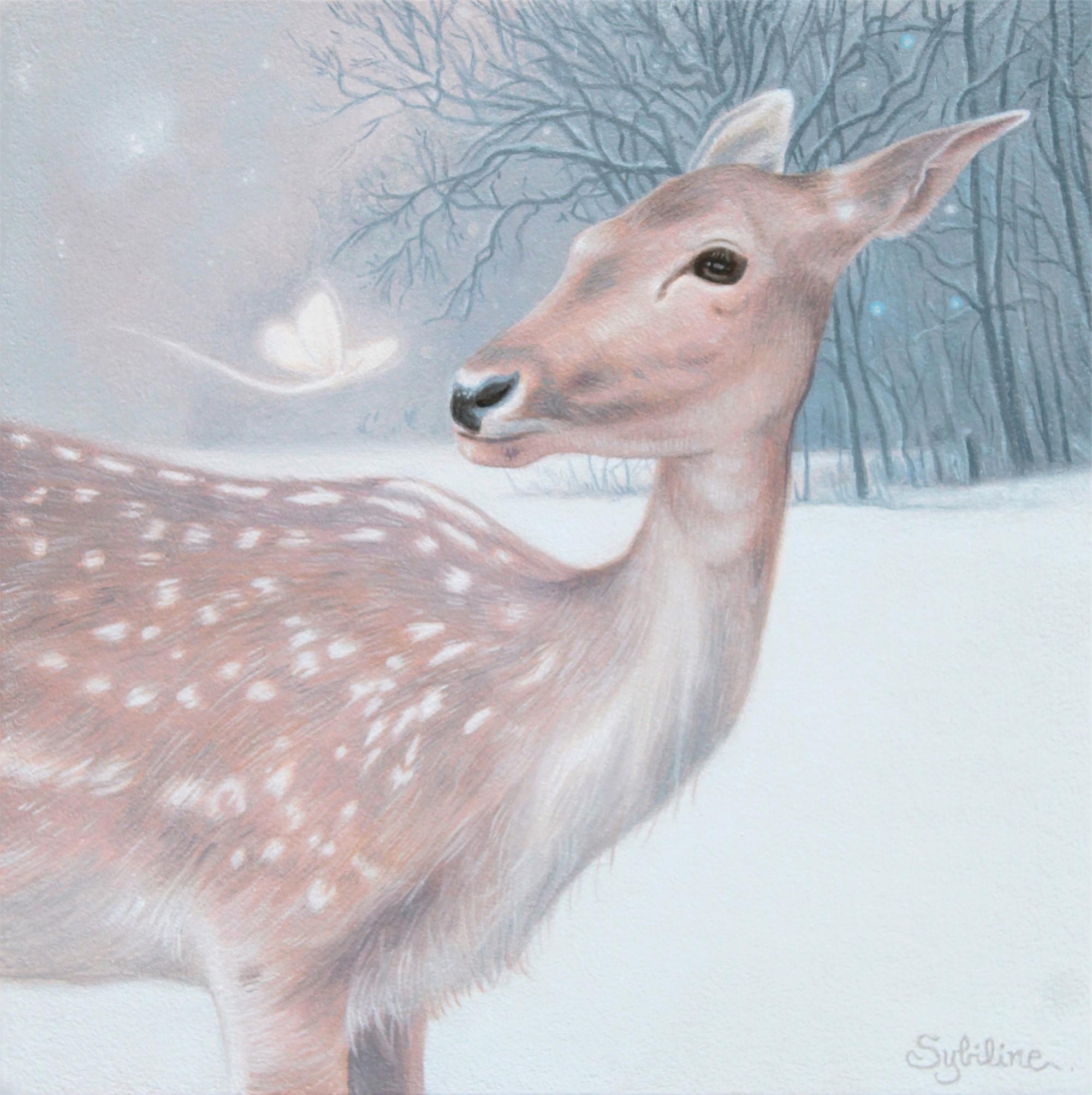 Softness of Winter by Sybiline