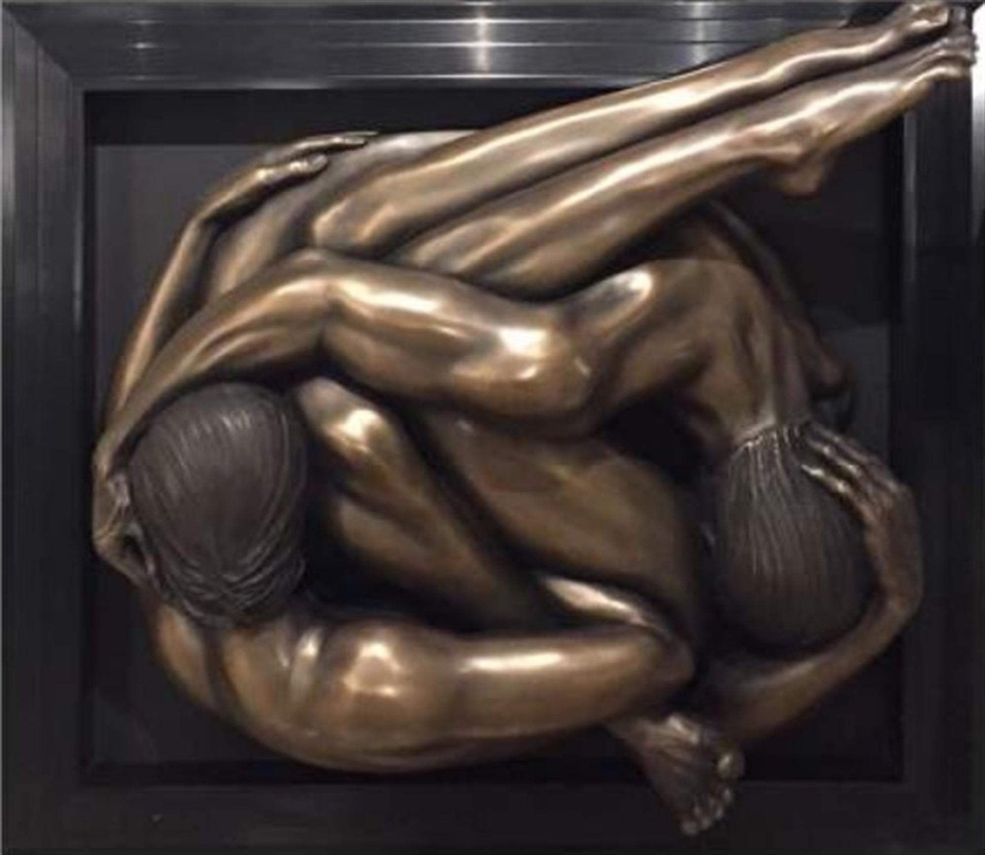 Human Knot by Bill Mack