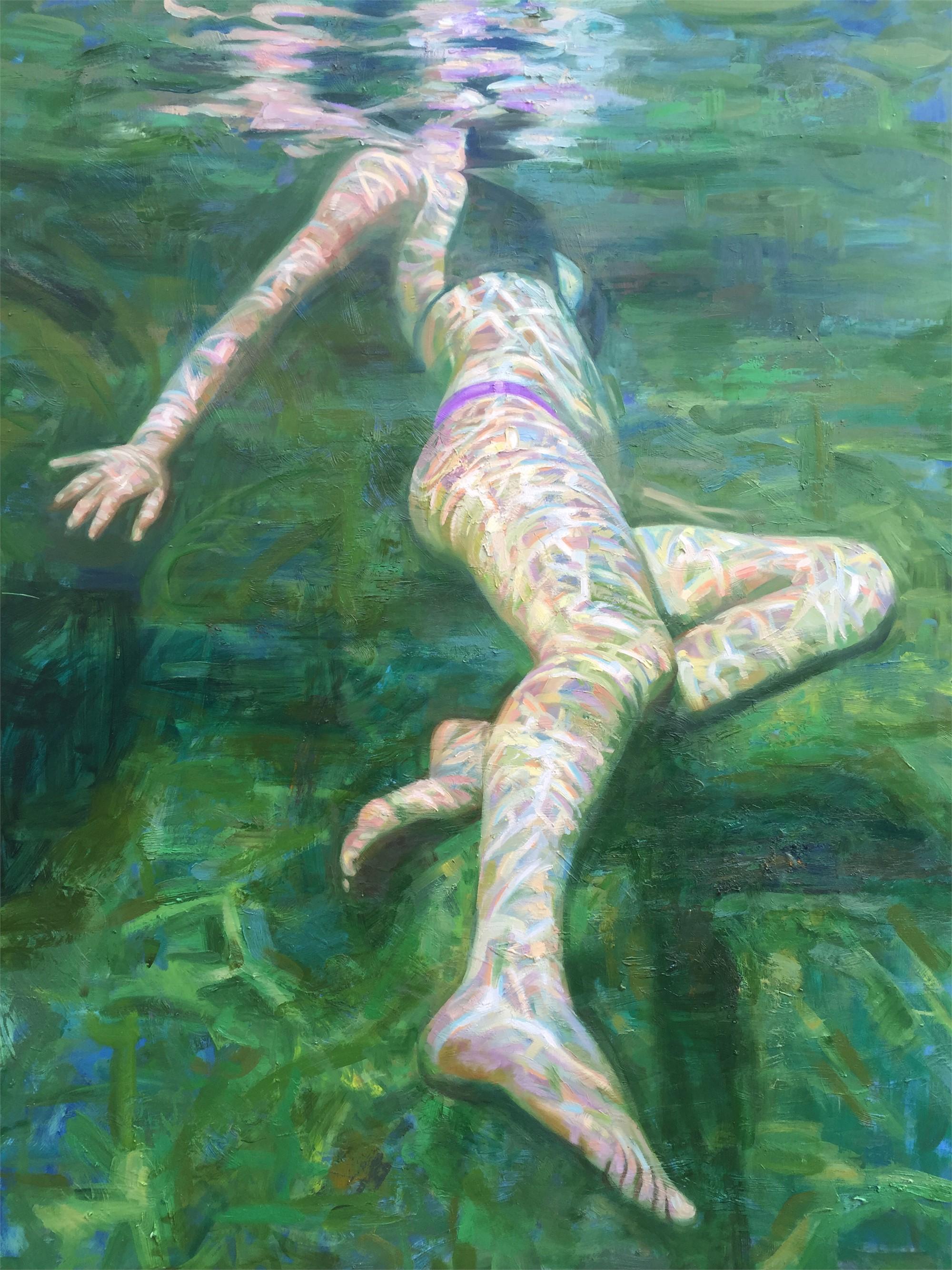 Green Rocks by Isabel Emrich