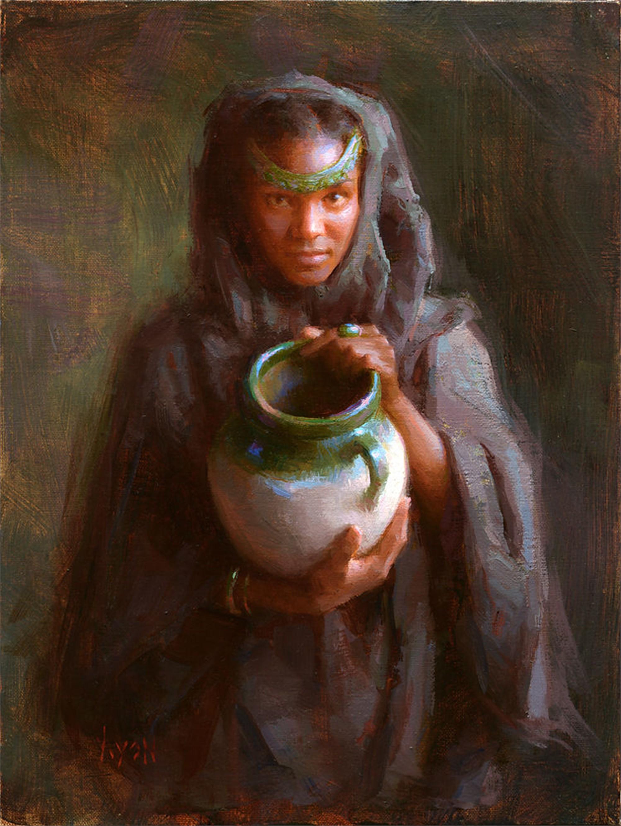 Buque Esmeralda by Susan Lyon
