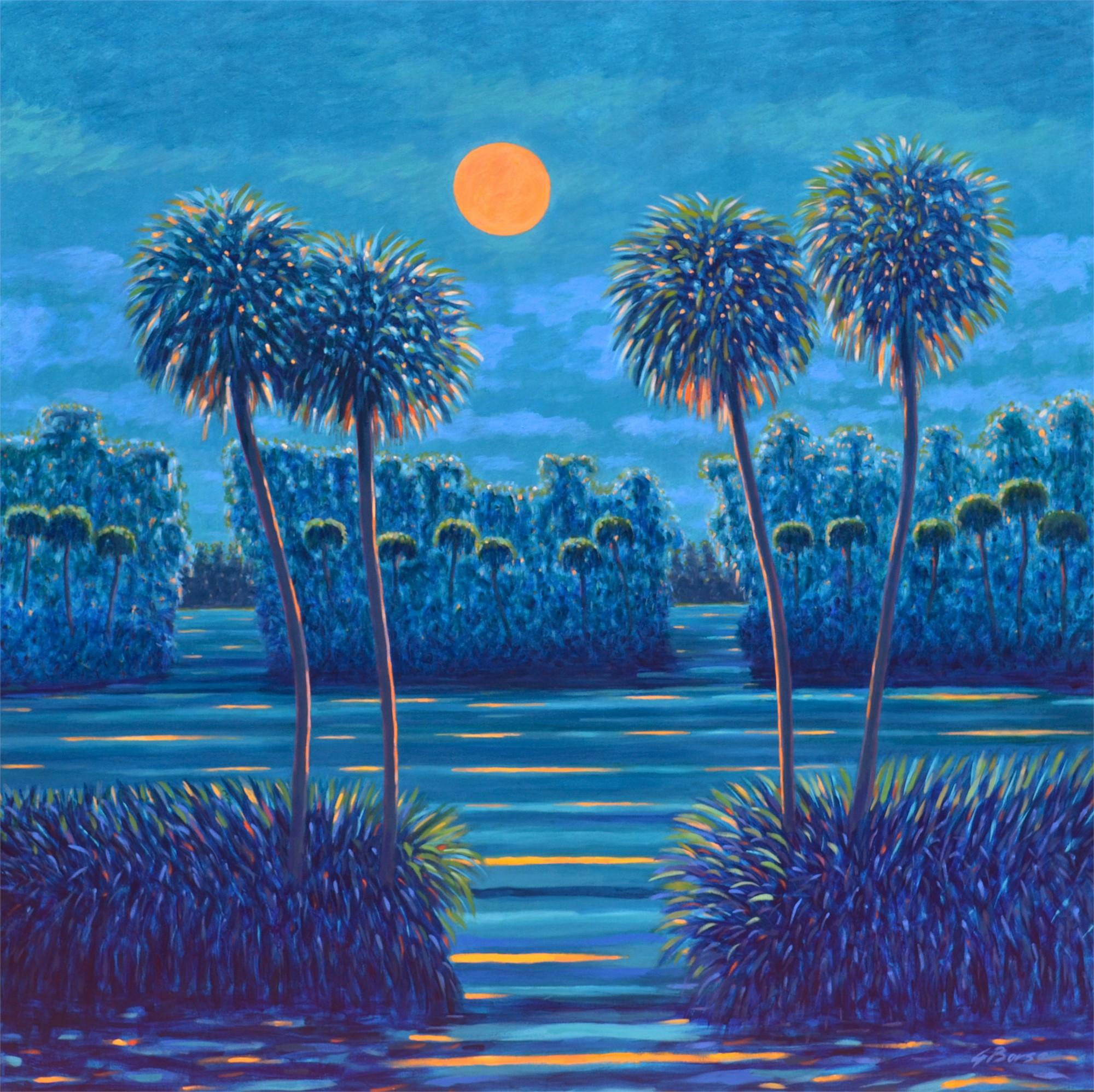 Moonstruck by Gary Borse