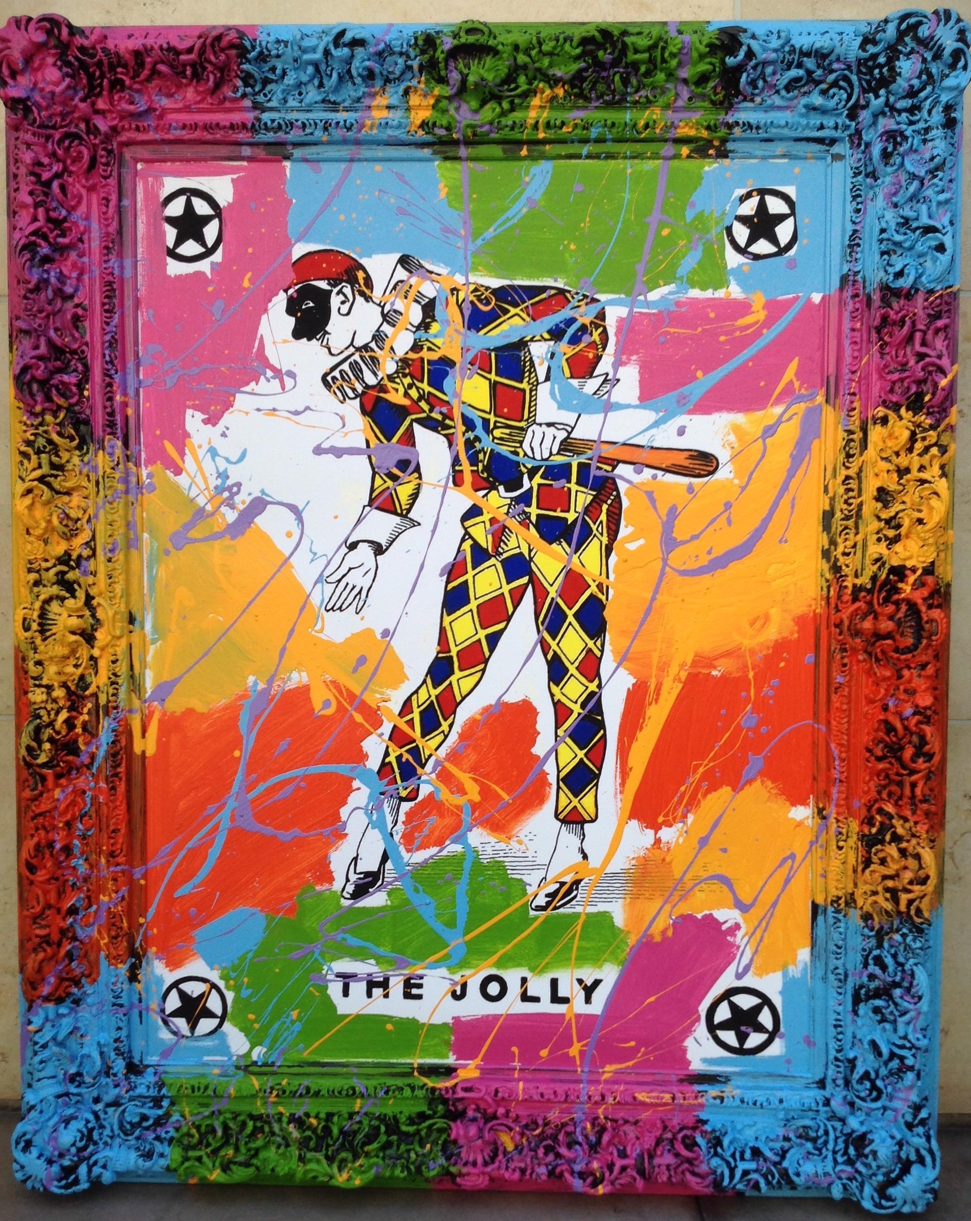 The Jolly Joker by Elena Bulatova