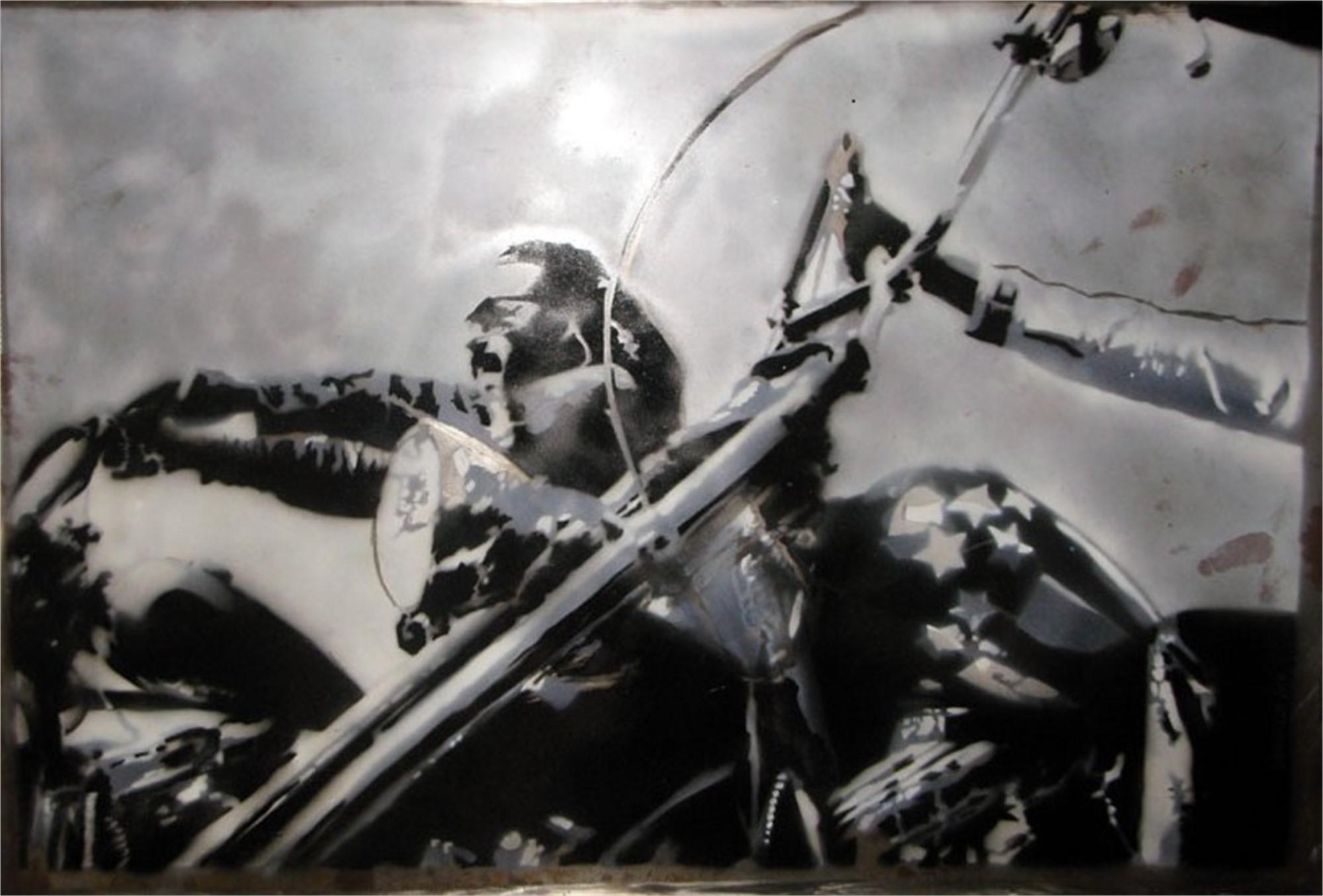 Easy Rider by Wolfgang Uranitsch