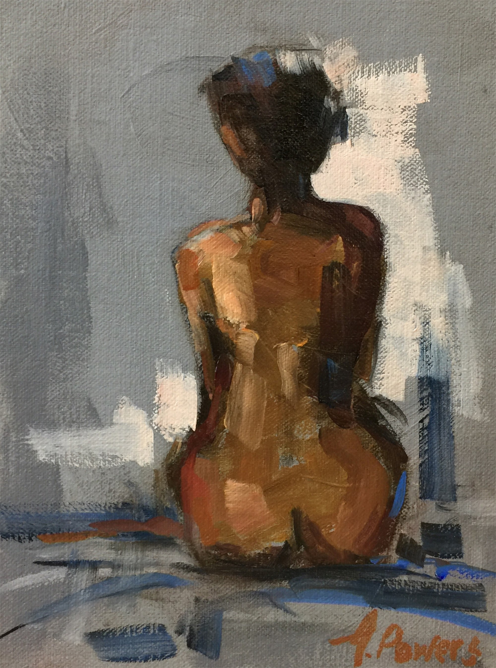 Rear View by Angela Powers