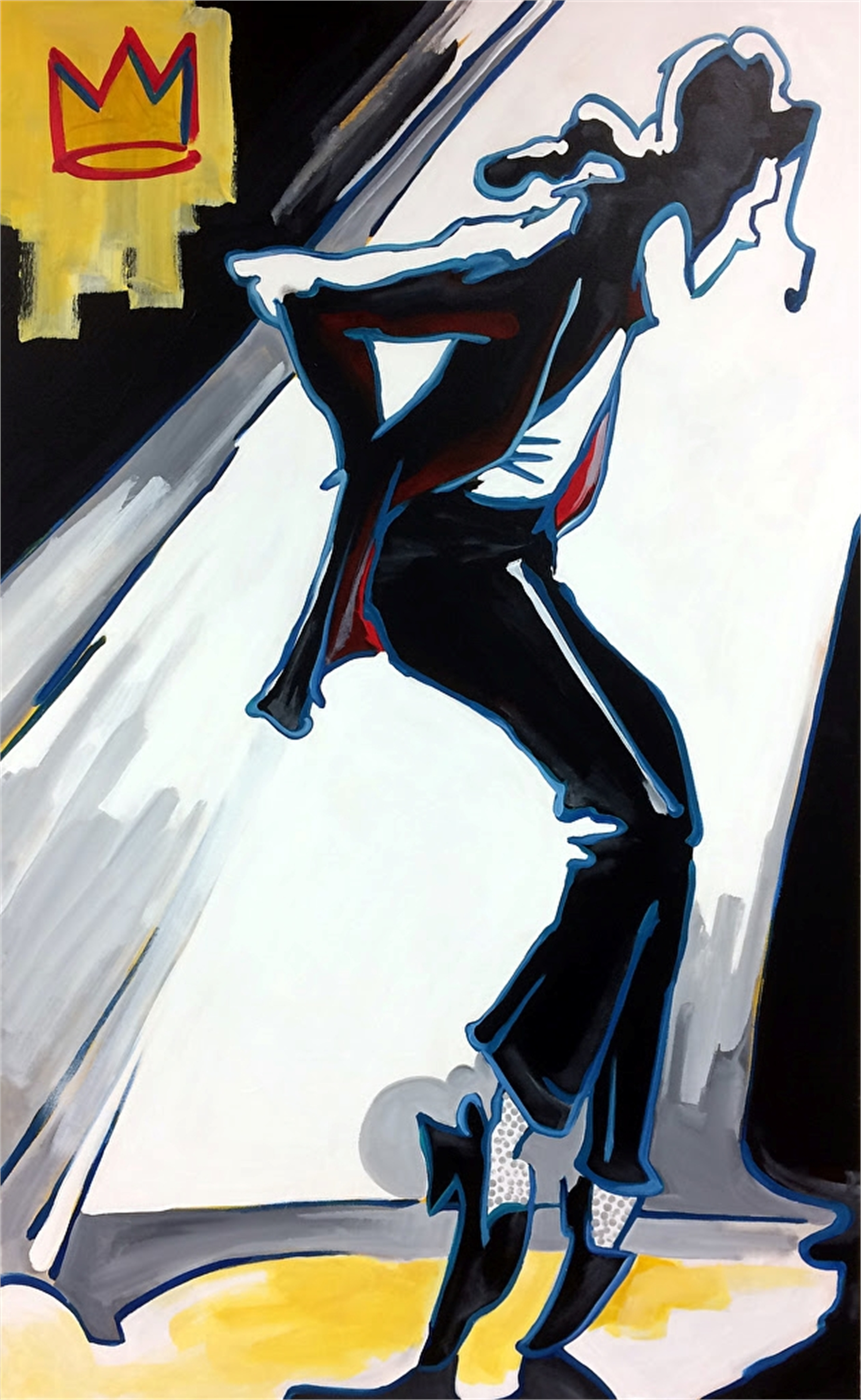 MJ the King by Nate Pack