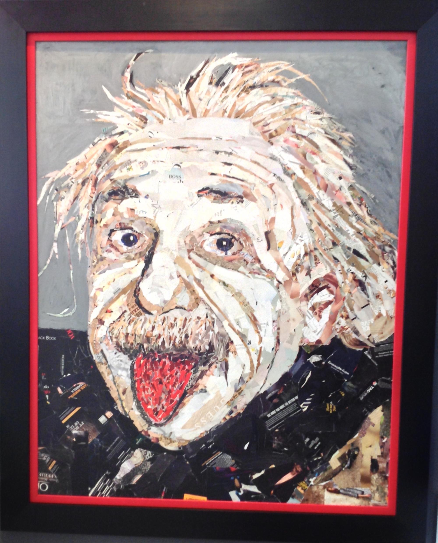 """""""Einstein"""" by Gary Goodrich"""