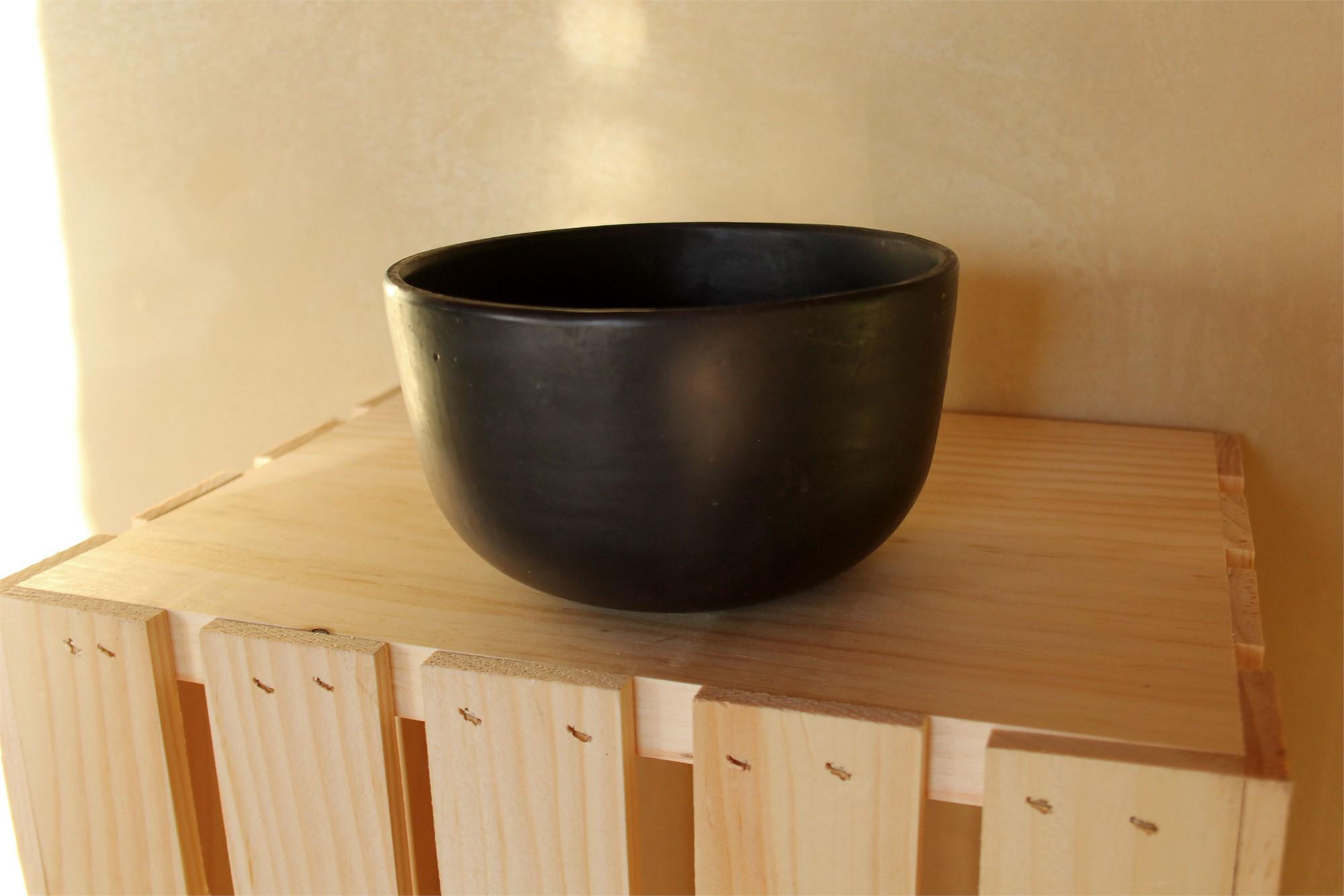 La Negra Soup Bowl by Colectivo 1050