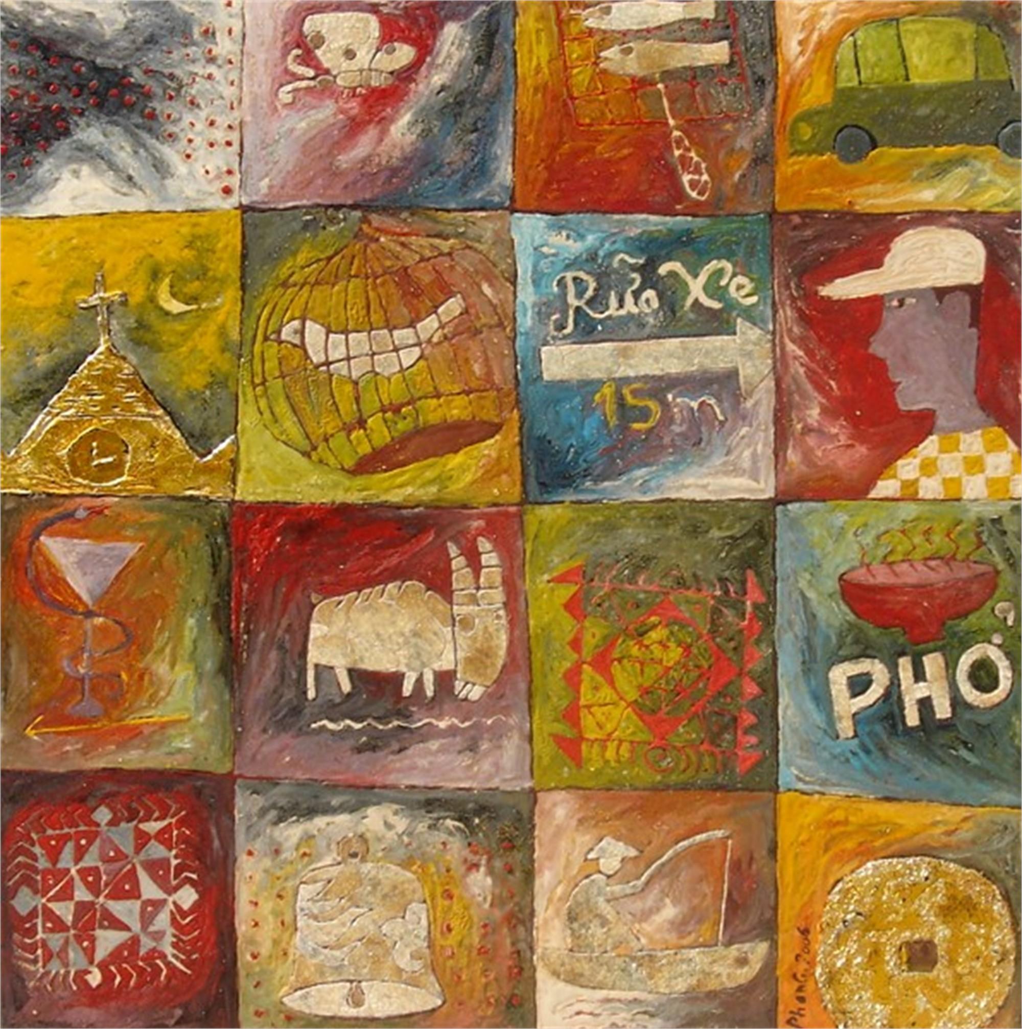 Cycle of Life I by Hoang Thanh Vinh Phong