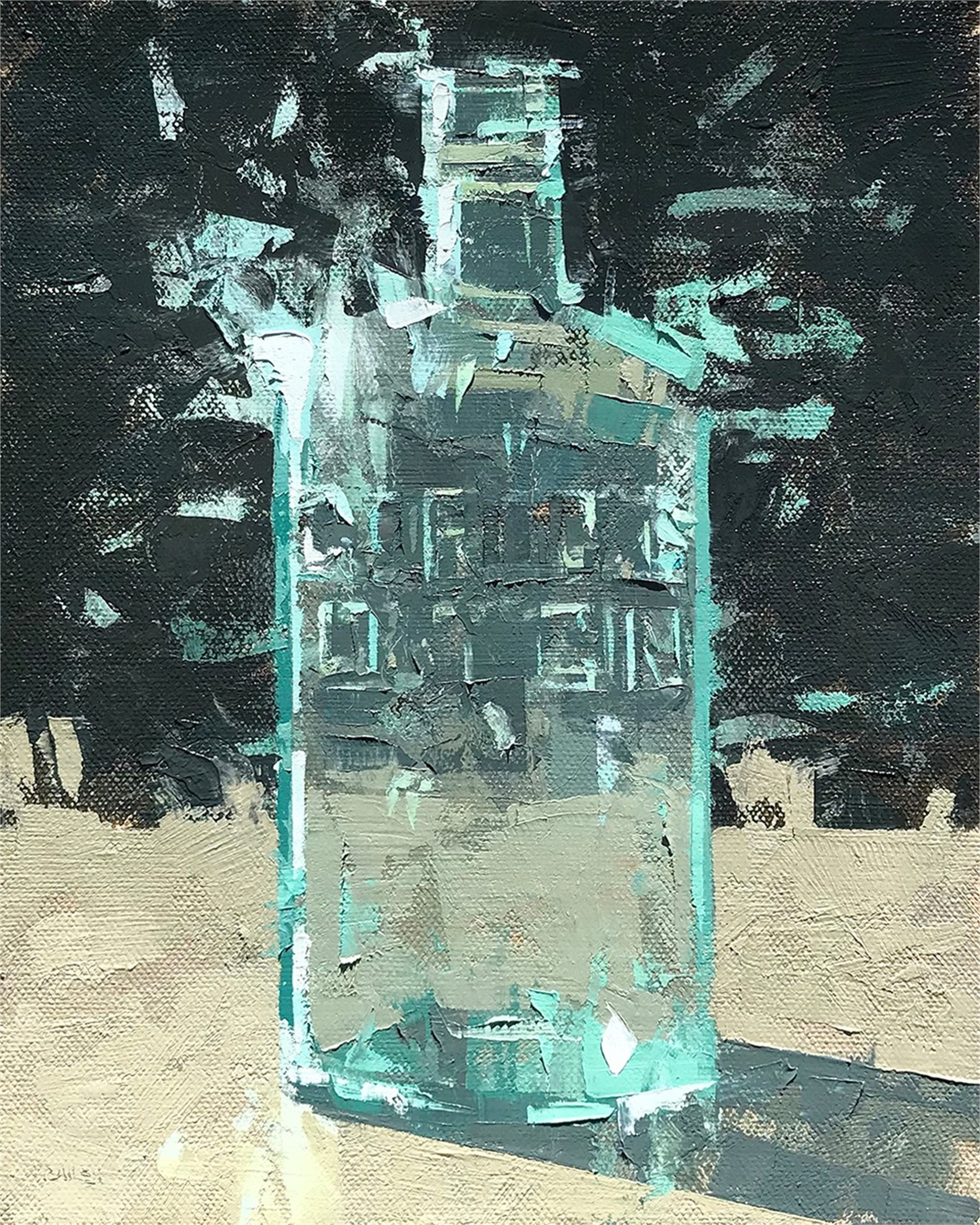 Gin Mini by Mark Andrew Bailey