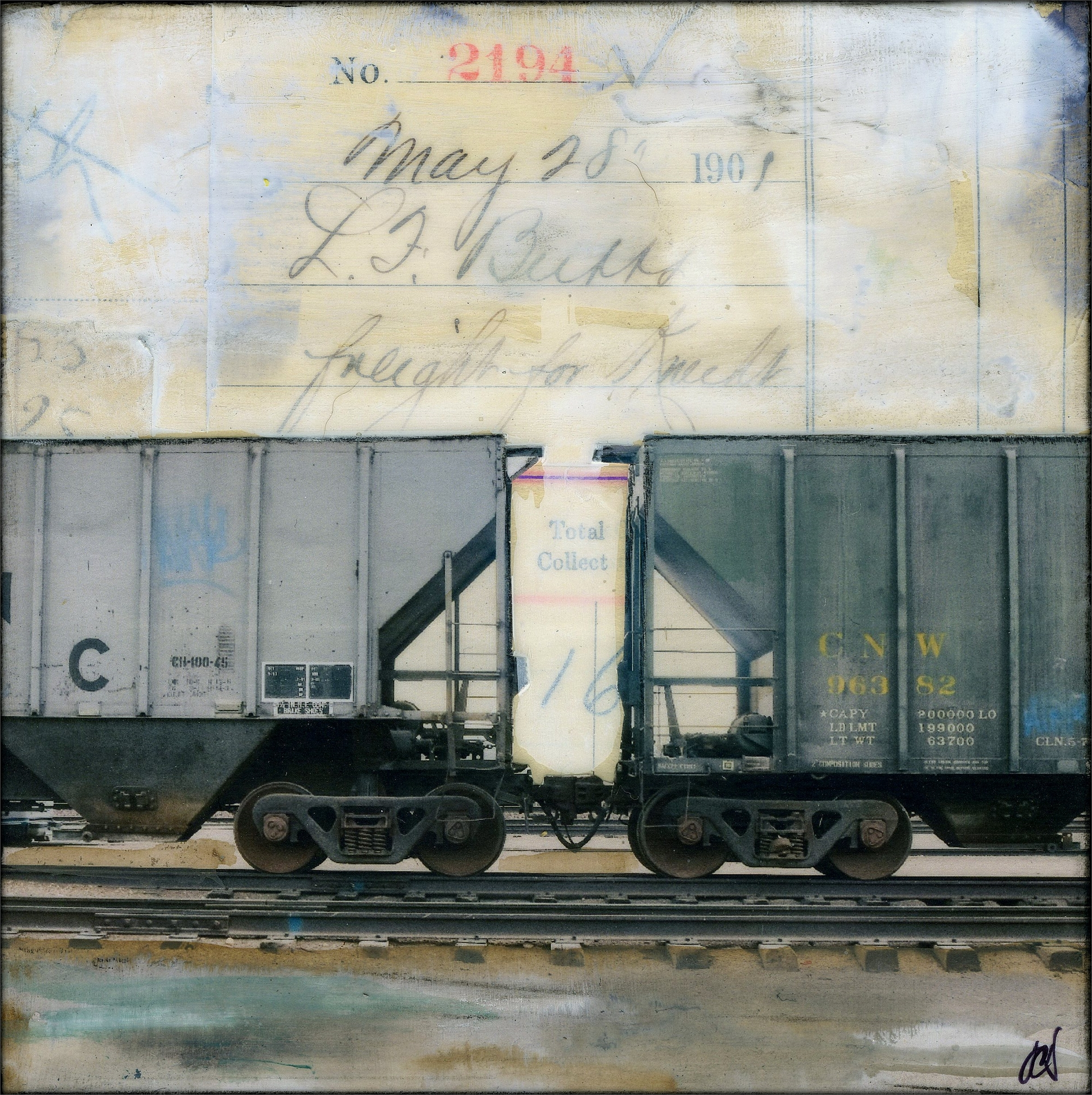 Hopper Cars II by JC Spock