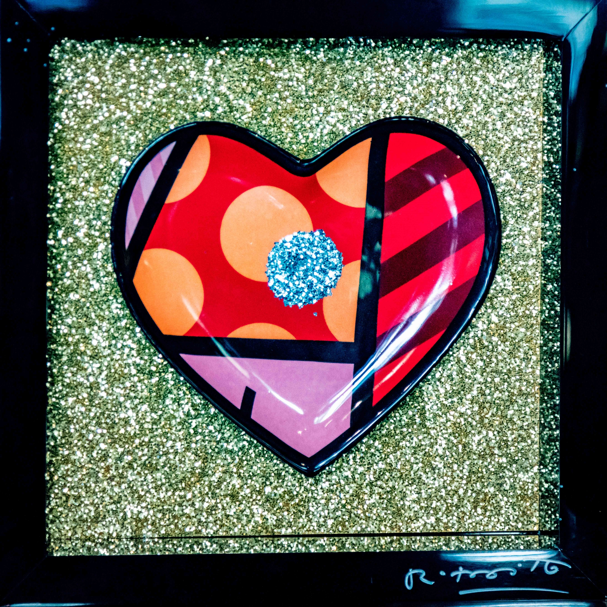 BIG HEART ! by Romero Britto