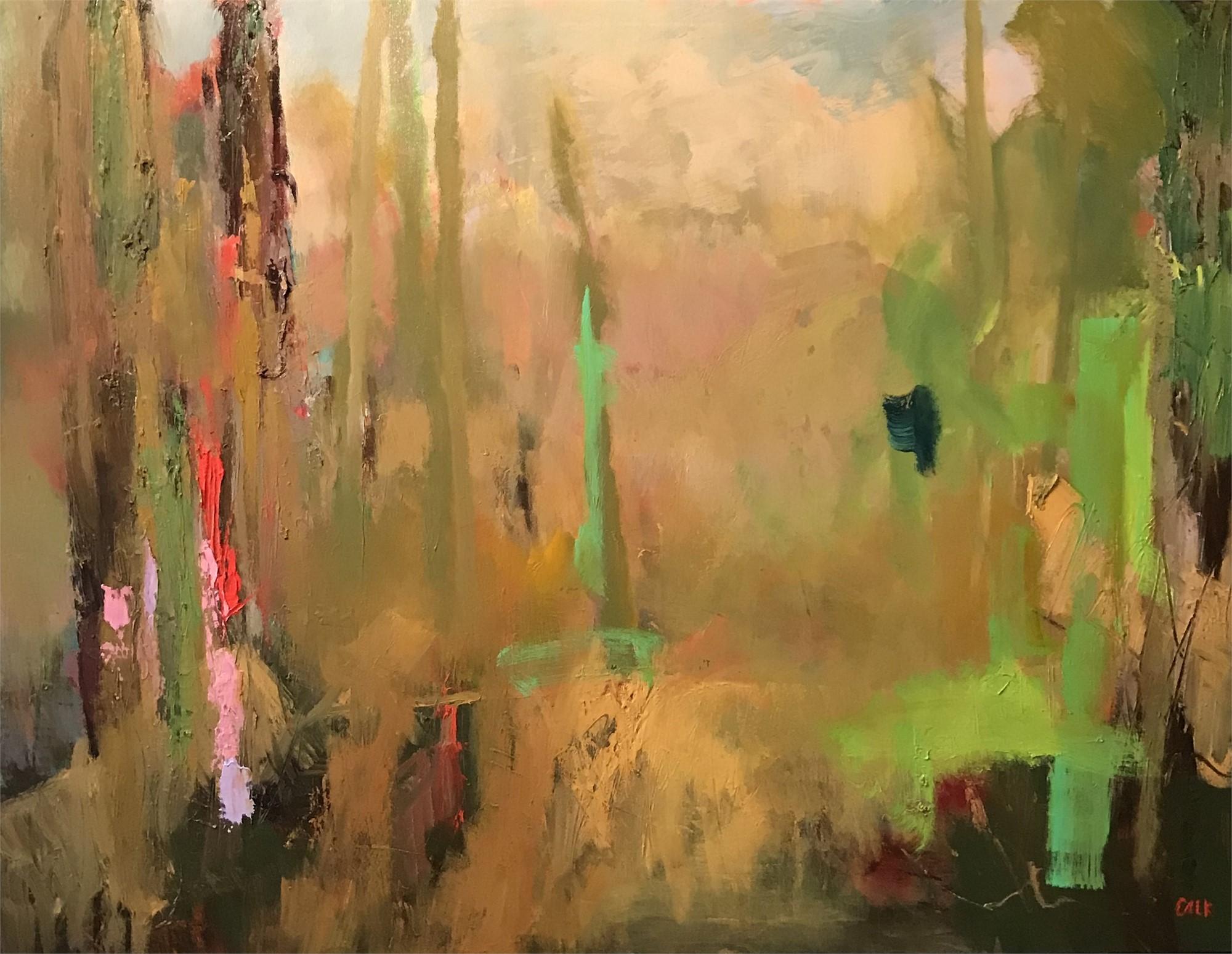 Swamp Series I by James Calk