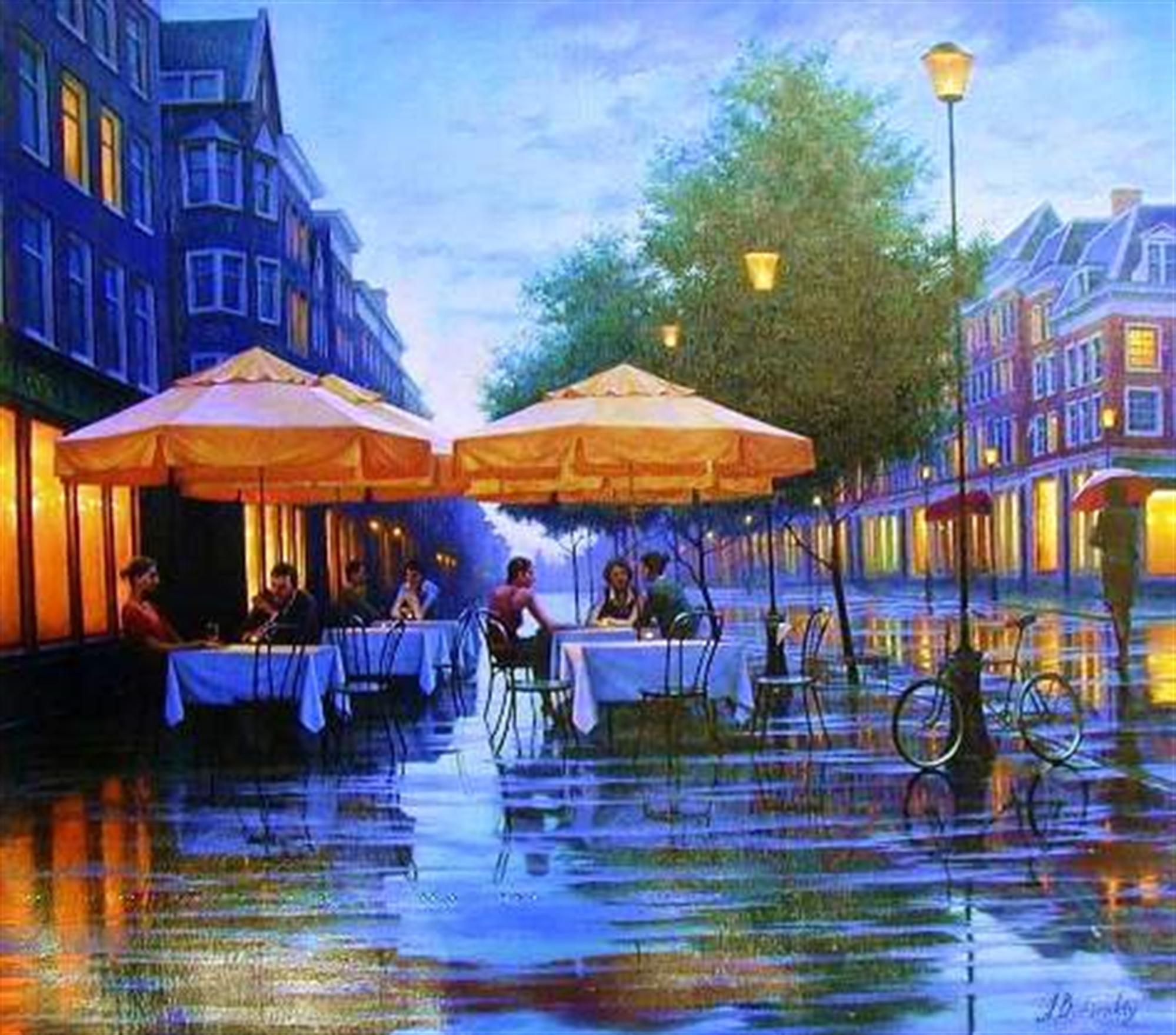 Summer Reflections by Alexei Butirskiy